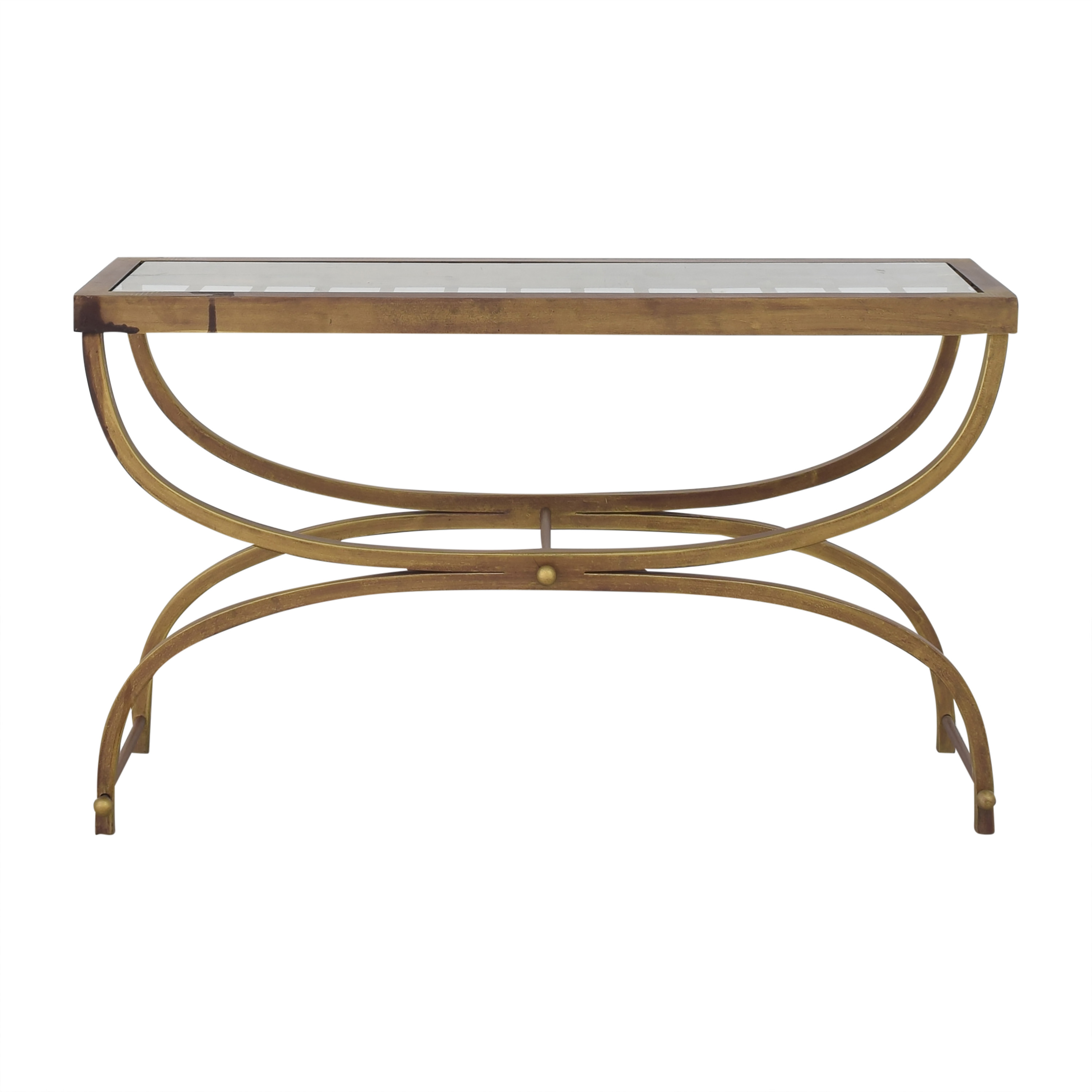 buy Bombay Company End Table with Translucent Surface Bombay Company Tables