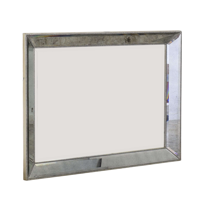 Bassett Mirror Company Bassett Mirror Hollywood Glam Wall Mirror Mirrors
