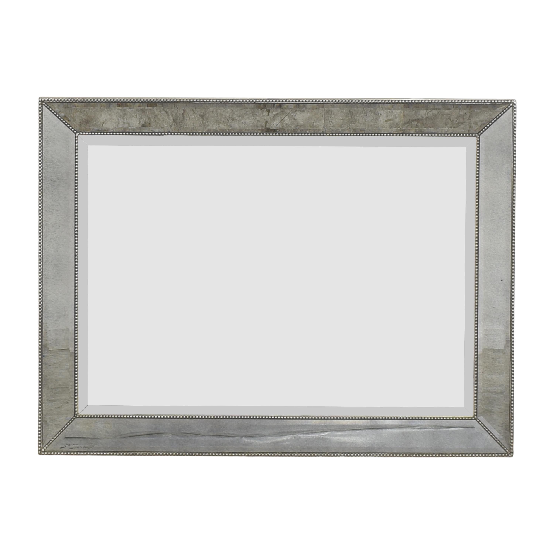 shop Bassett Mirror Hollywood Glam Wall Mirror Bassett Mirror Company Mirrors