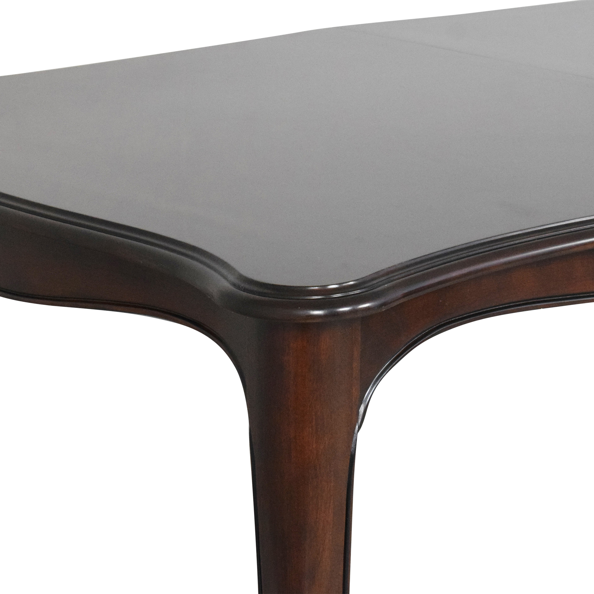 buy Lacquer Craft Avalon Extendable Dining Table Lacquer Craft