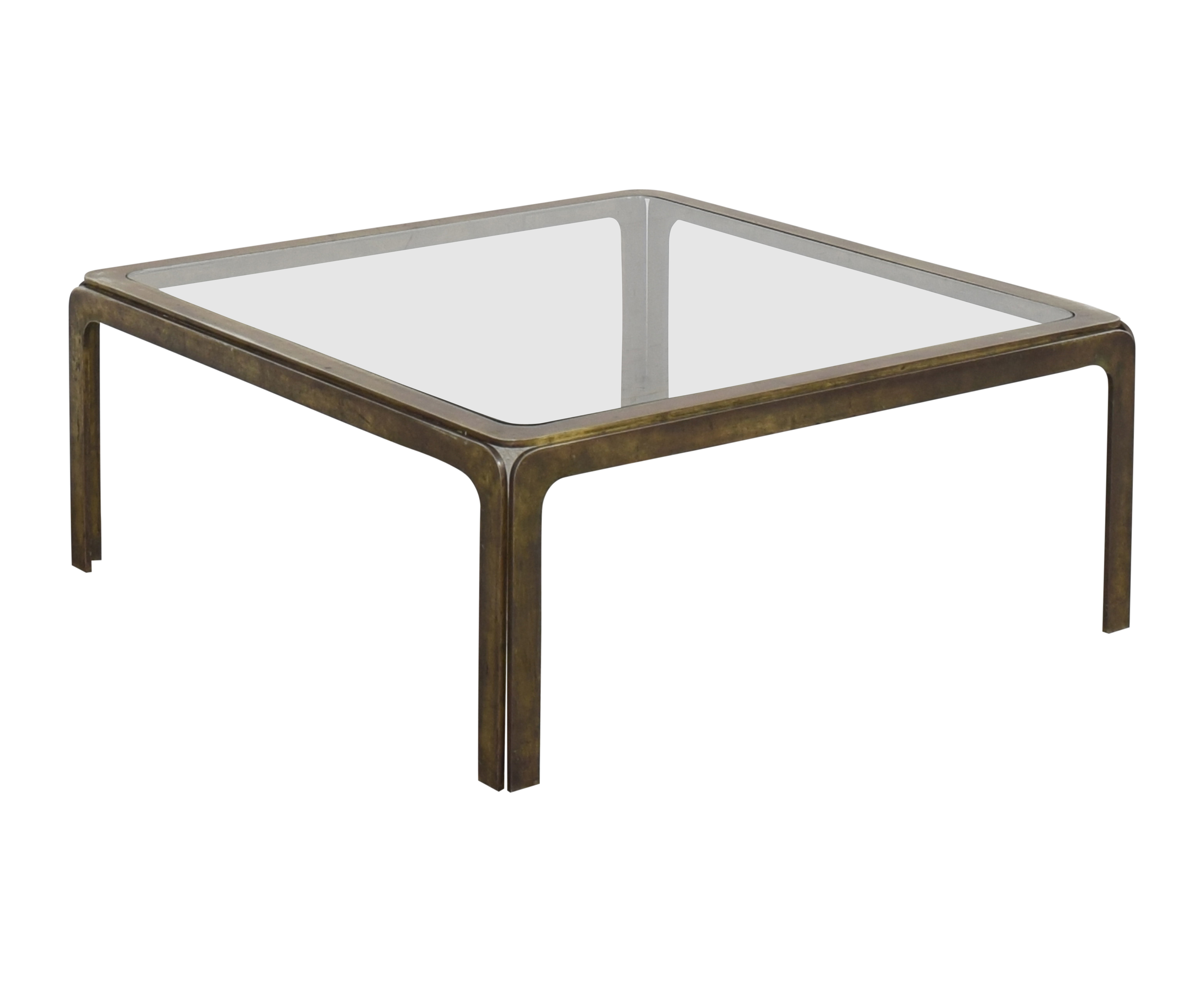 John Stuart Inc. John Stuart Inc. Square Coffee Table dimensions