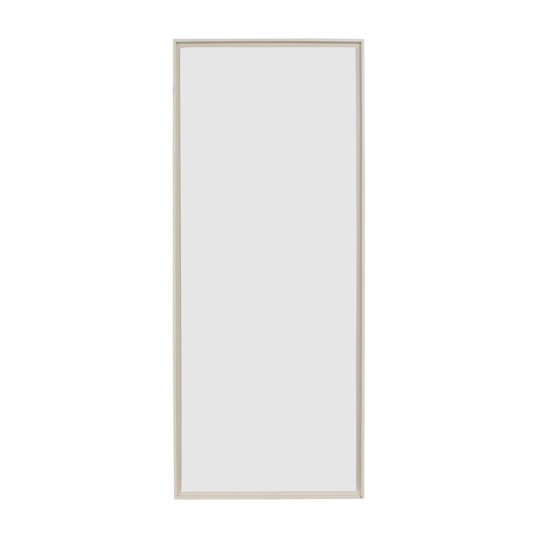 shop West Elm West Elm Floating Floor Mirror online