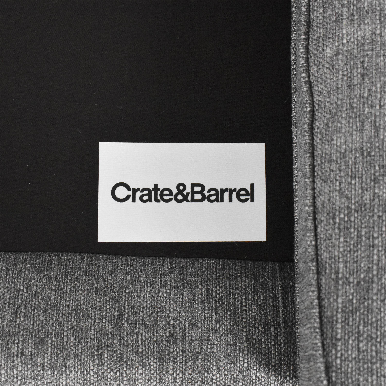 buy Crate & Barrel Crate & Barrel Rochelle Sofa online