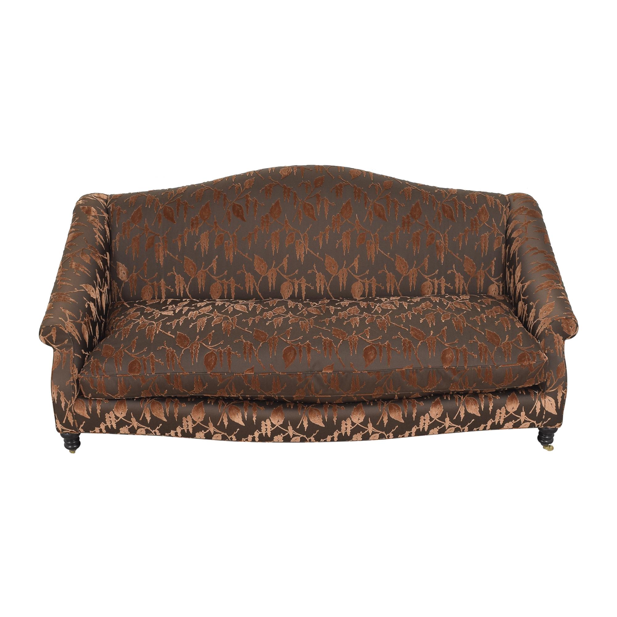 John Boone John Boone Camelback Sofa on sale