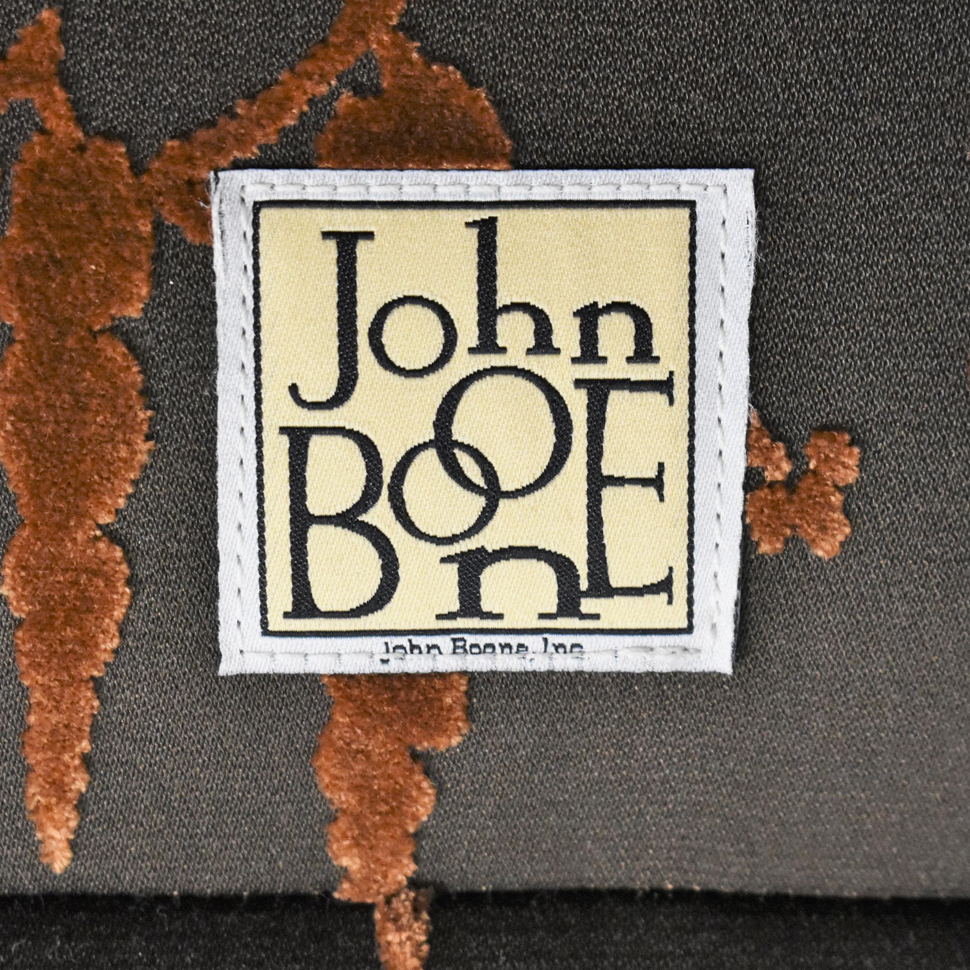 John Boone John Boone Camelback Sofa nyc