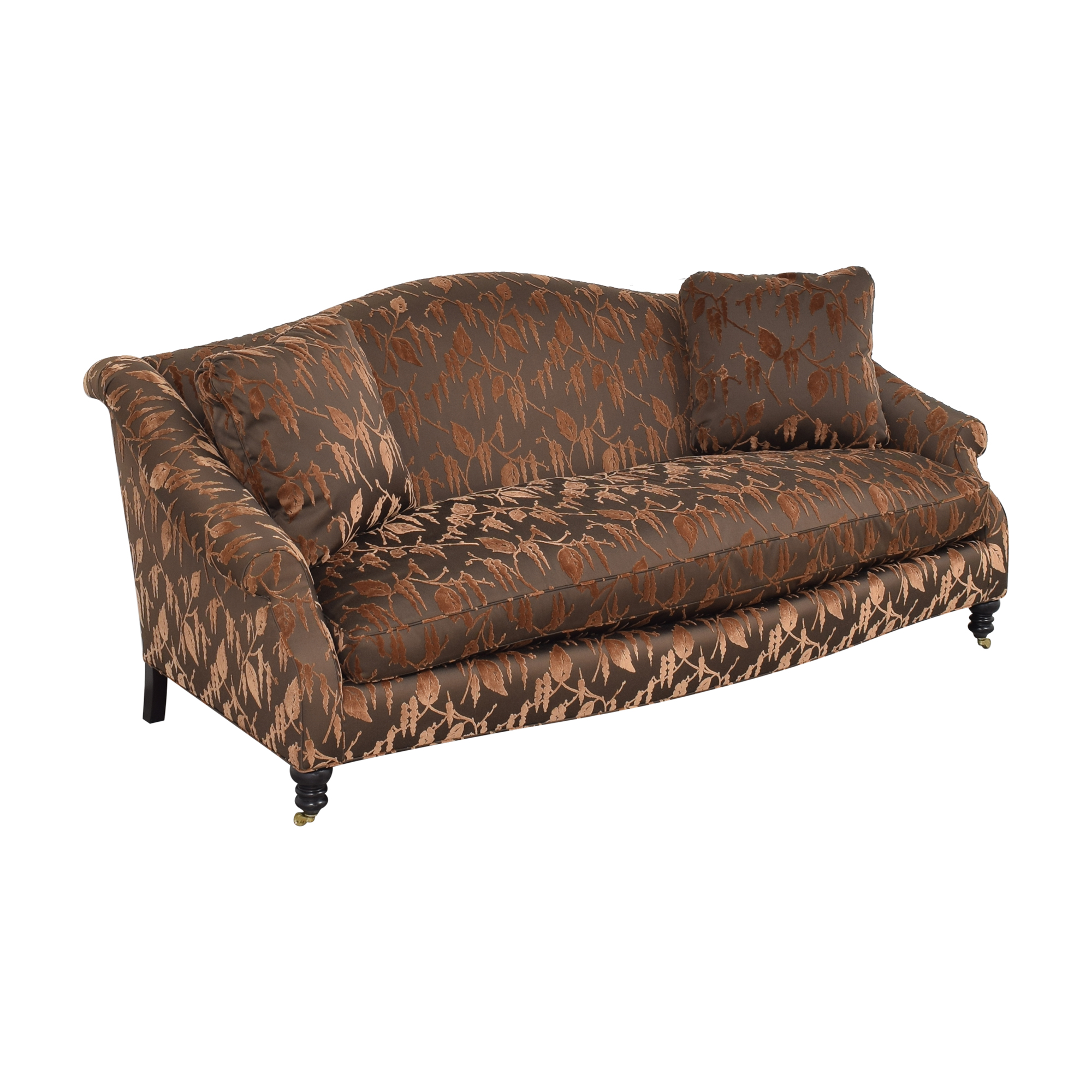 shop John Boone Camelback Sofa John Boone