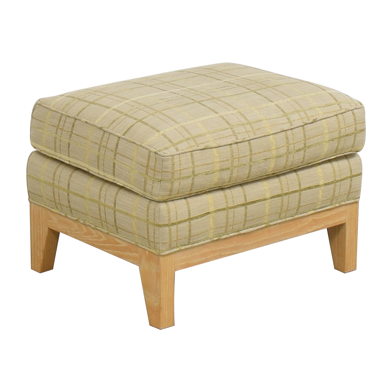 shop Ferrell Mittman Upholstered Ottoman Ferrell Mittman Ottomans