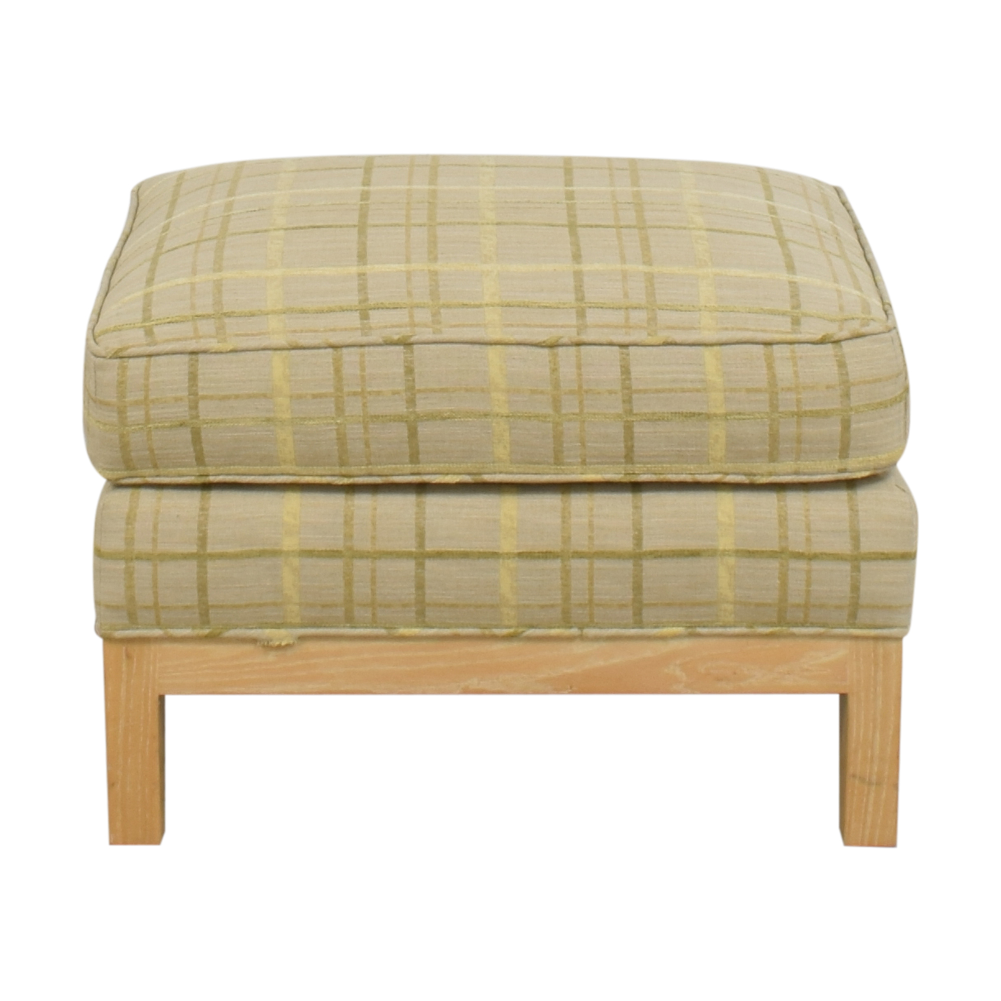 Custom Rectangular Ottoman dimensions