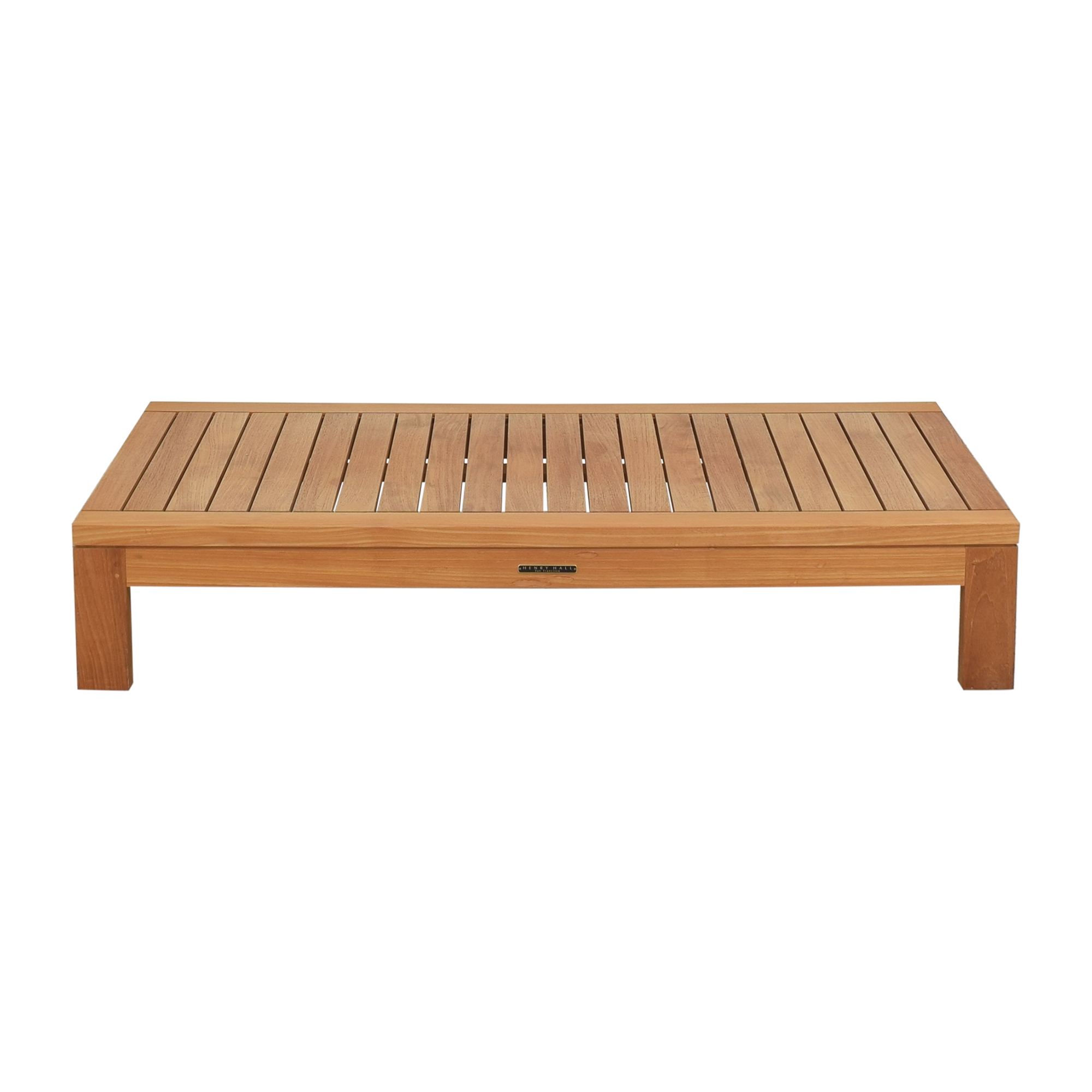 Henry Hall Designs Tru Pure Coffee Table / Tables