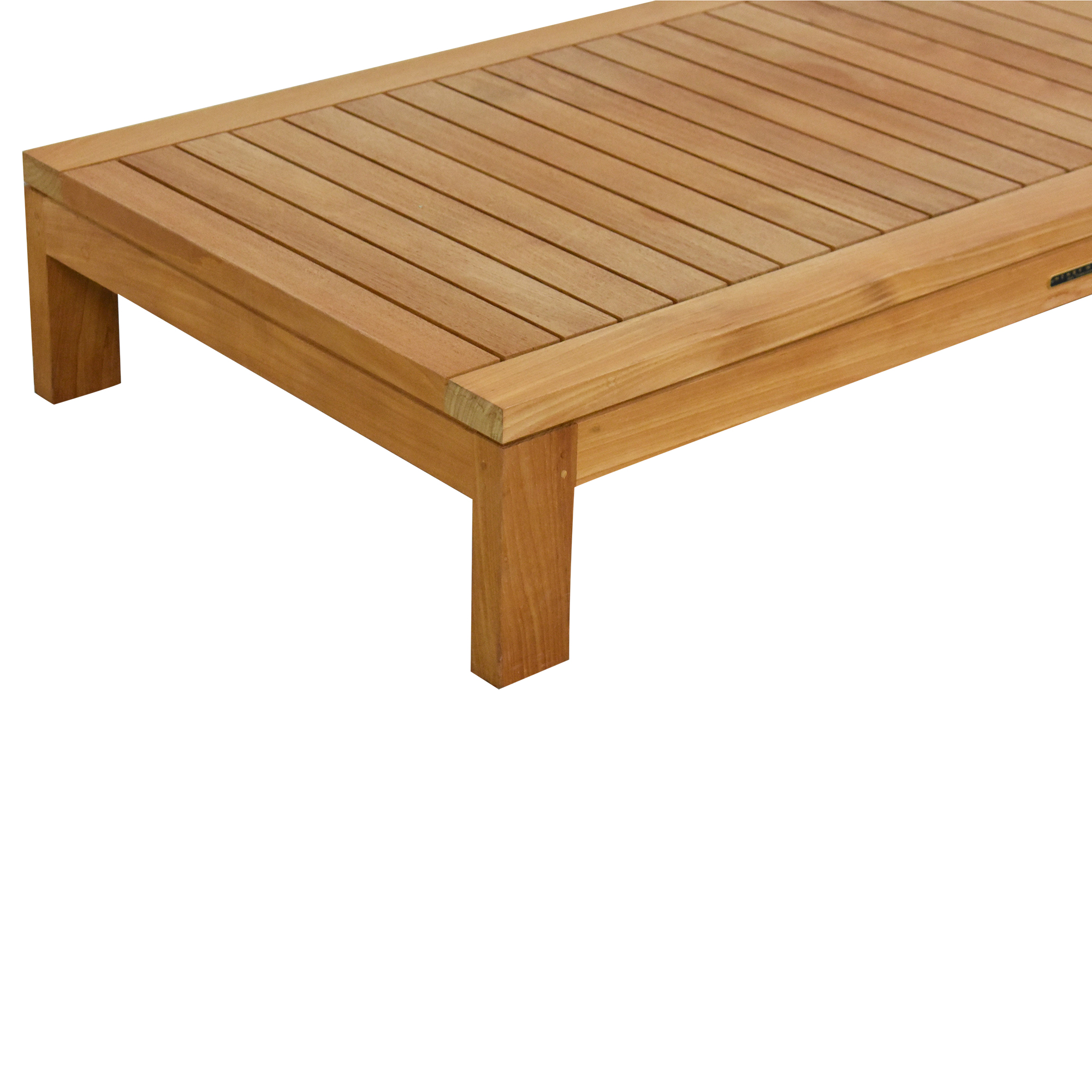 Henry Hall Designs Henry Hall Designs Tru Pure Coffee Table for sale