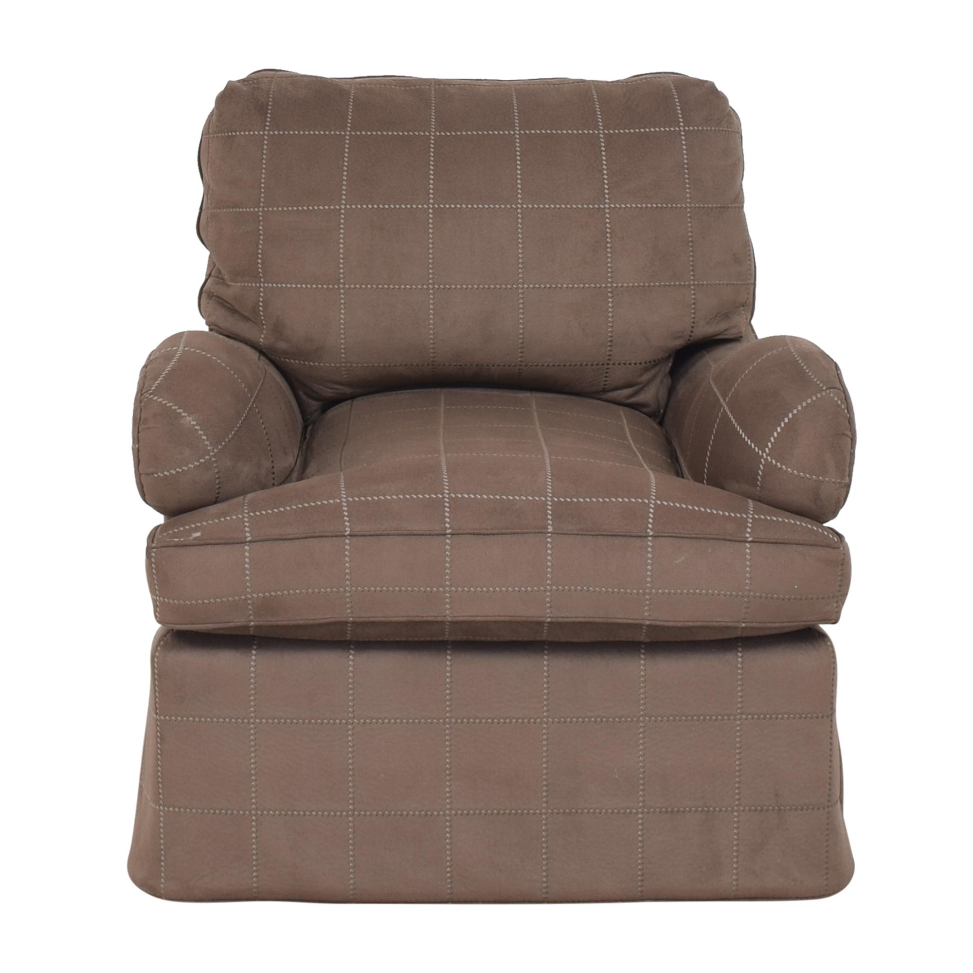 shop Dessin Fournir Collections Lancaster Club Chair Dessin Fournir Accent Chairs