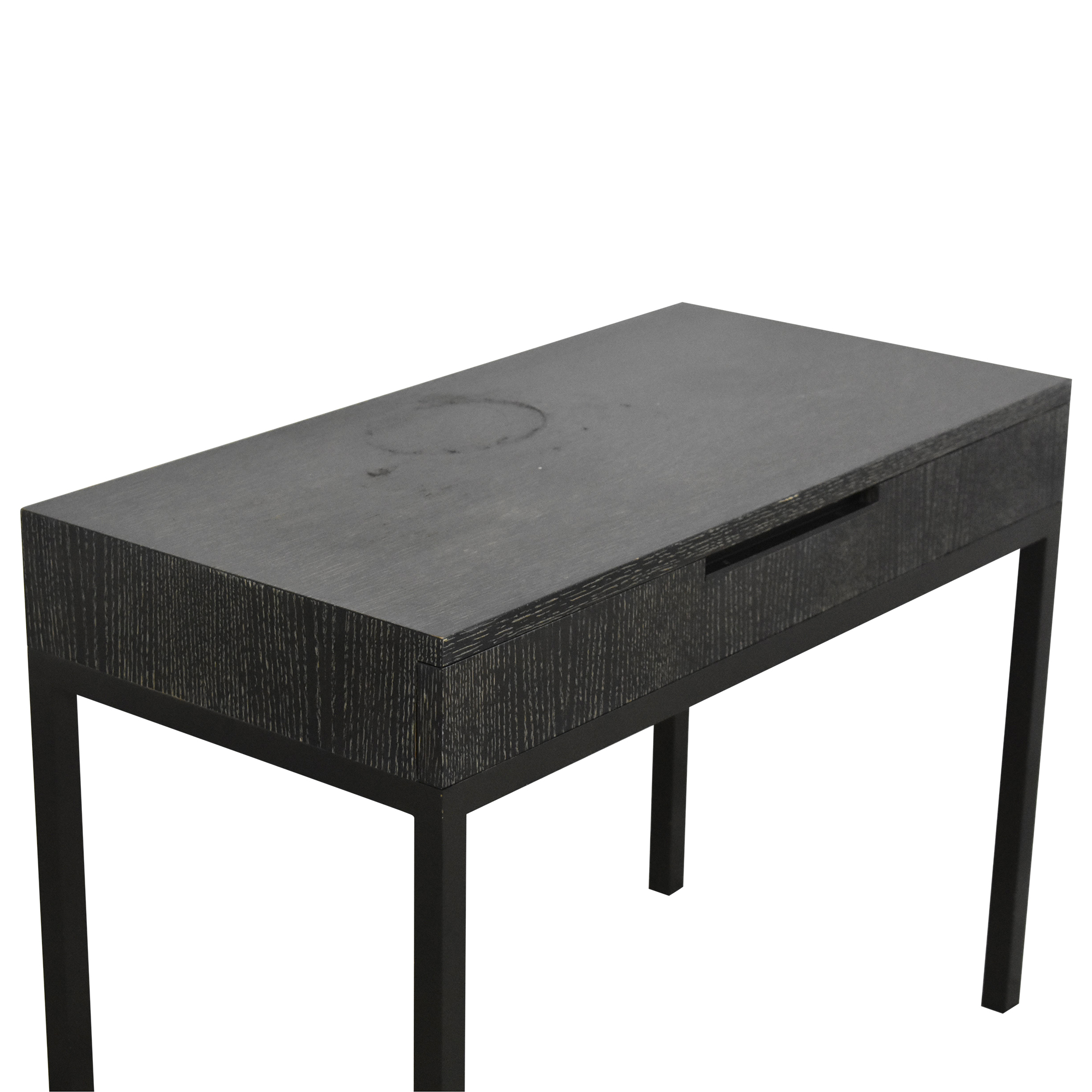 shop Modern One Drawer End Table  End Tables