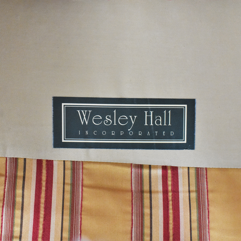 Wesley Hall Stripe Sofa / Sofas