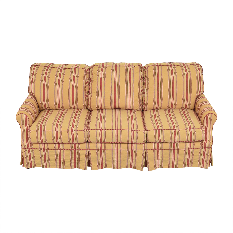 Wesley Hall Wesley Hall Stripe Sofa multi