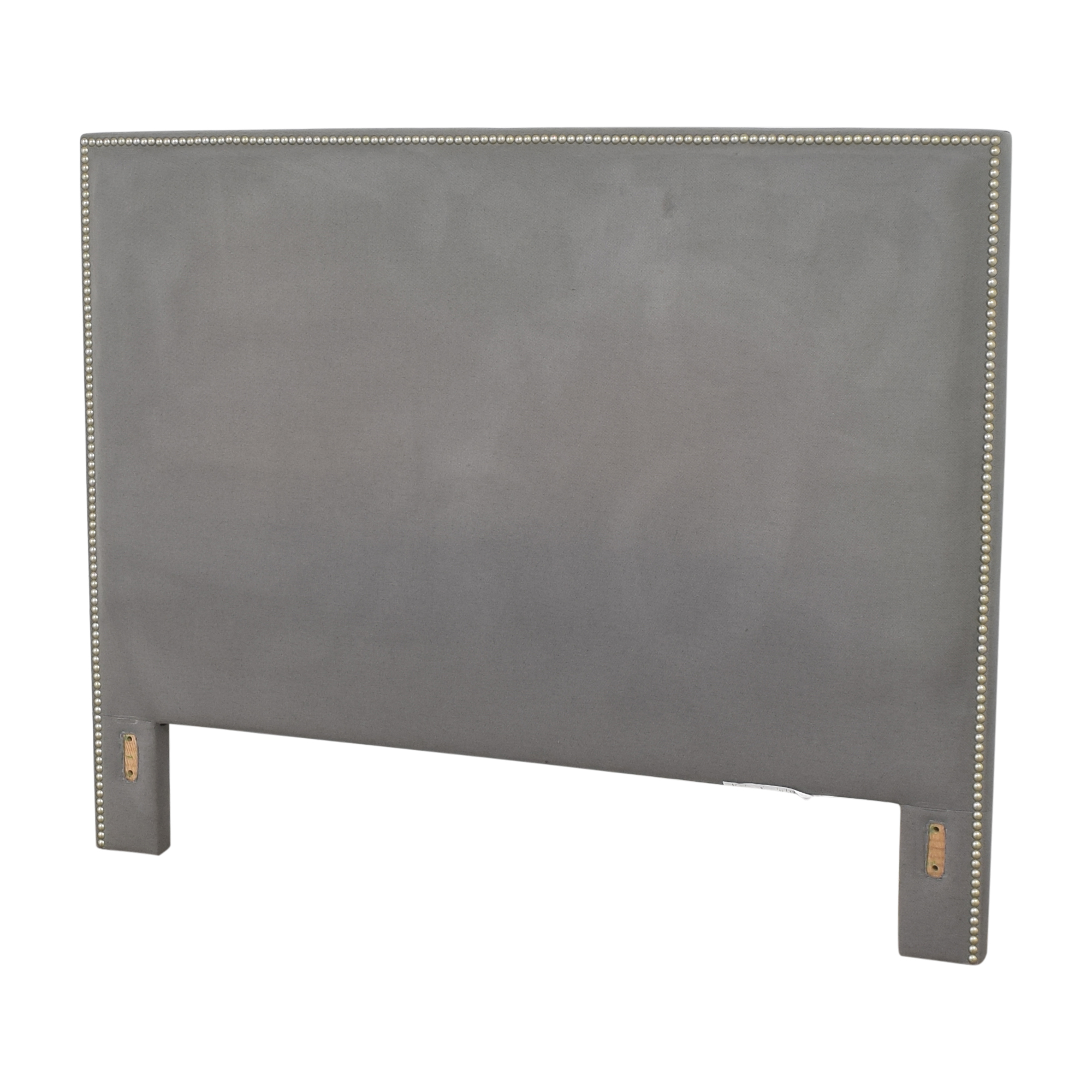 Crate & Barrel Crate & Barrel Cole Upholstered Queen Headboard pa