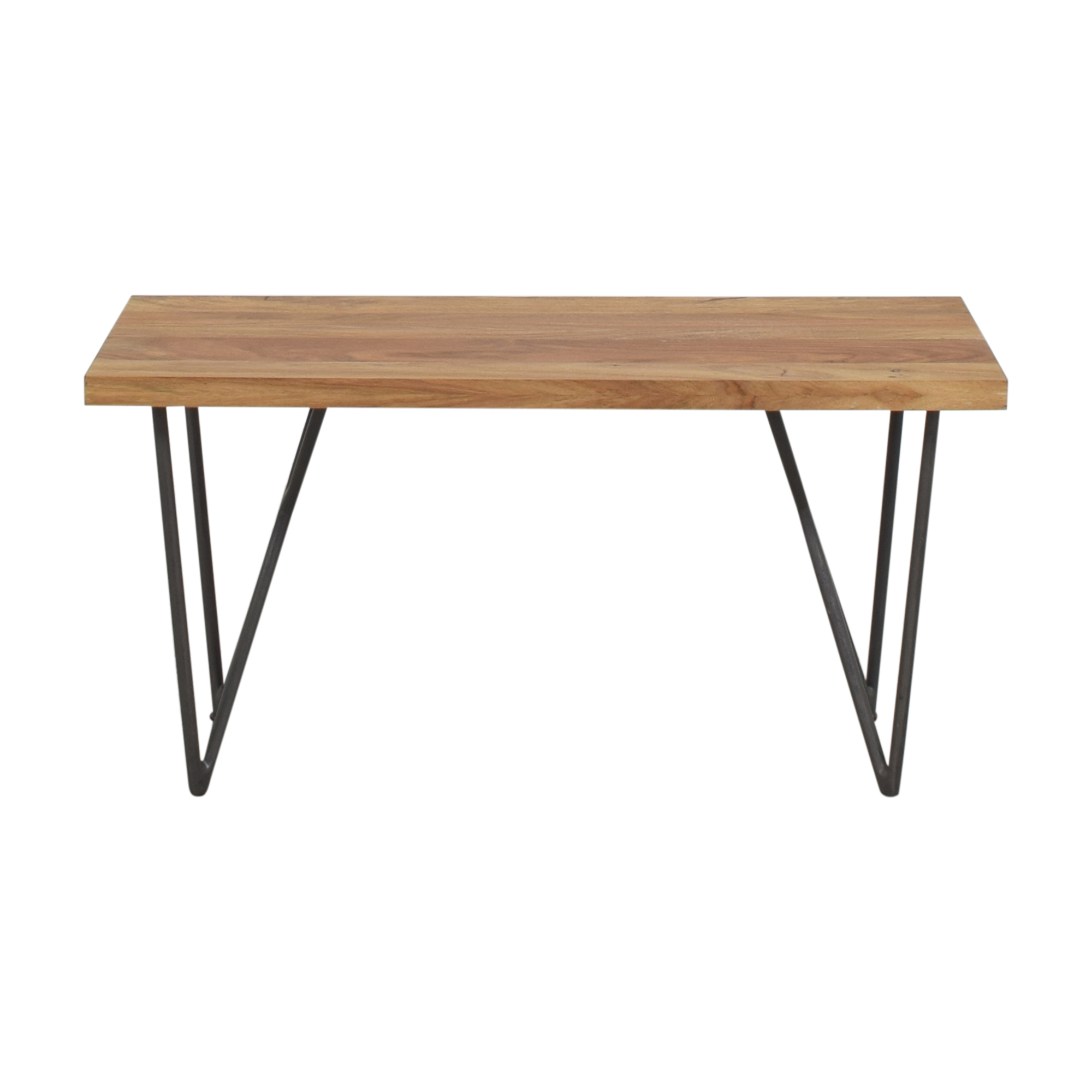 buy CB2 Dylan Dining Bench CB2