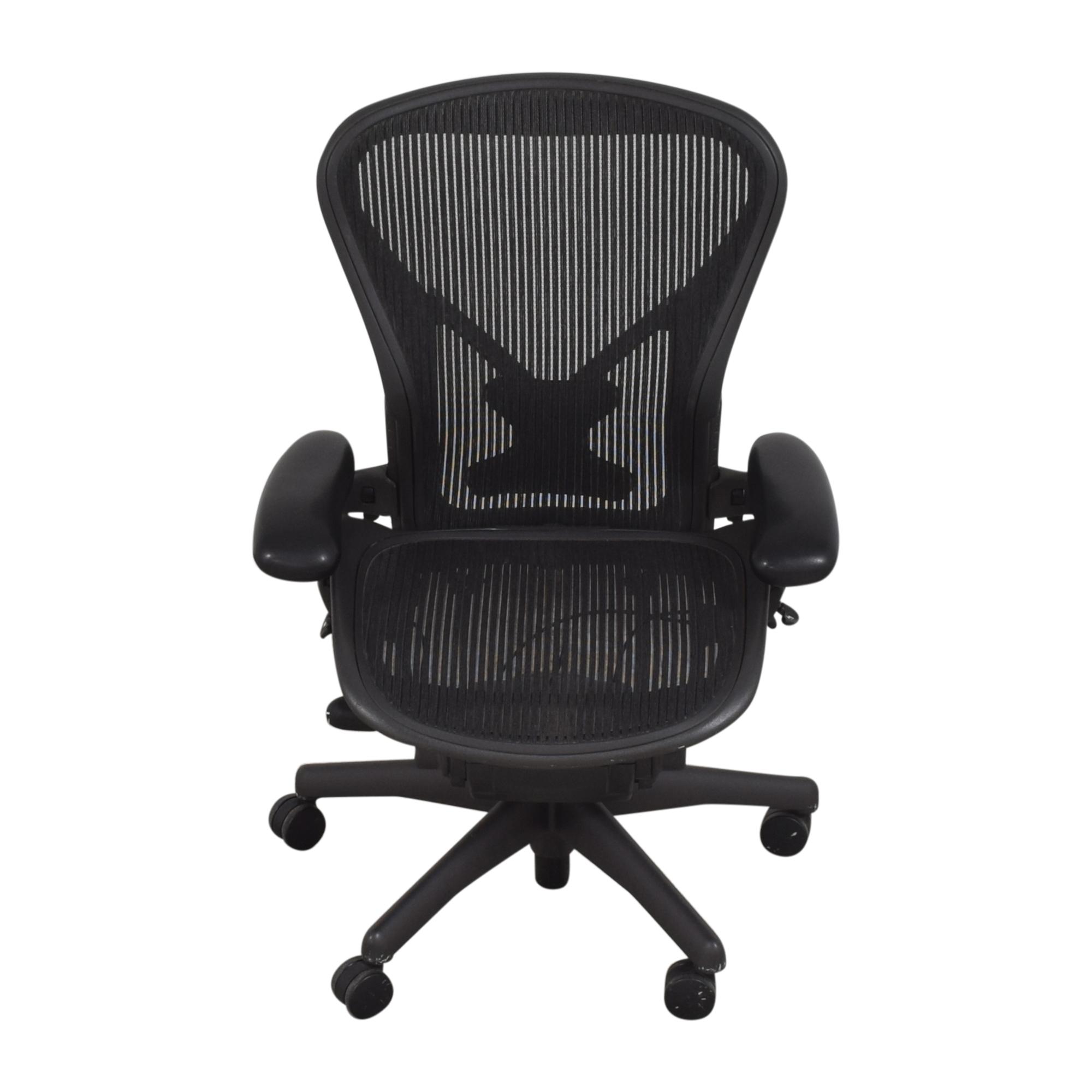 buy Herman Miller Aeron Chair Herman Miller Home Office Chairs