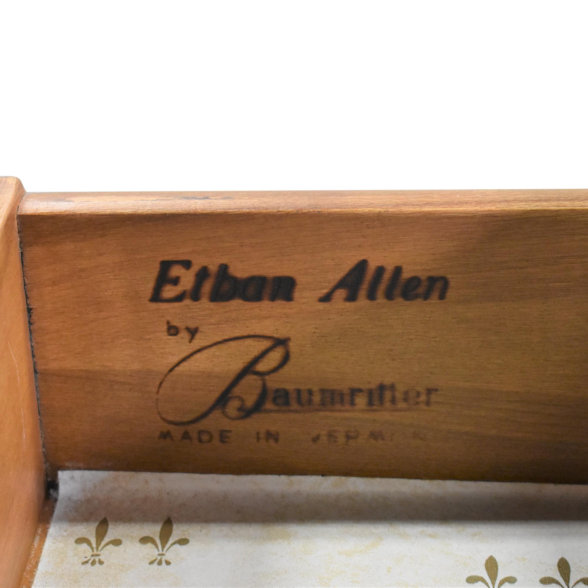 shop Ethan Allen Ethan Allen Baumritter Three Drawer Chest online