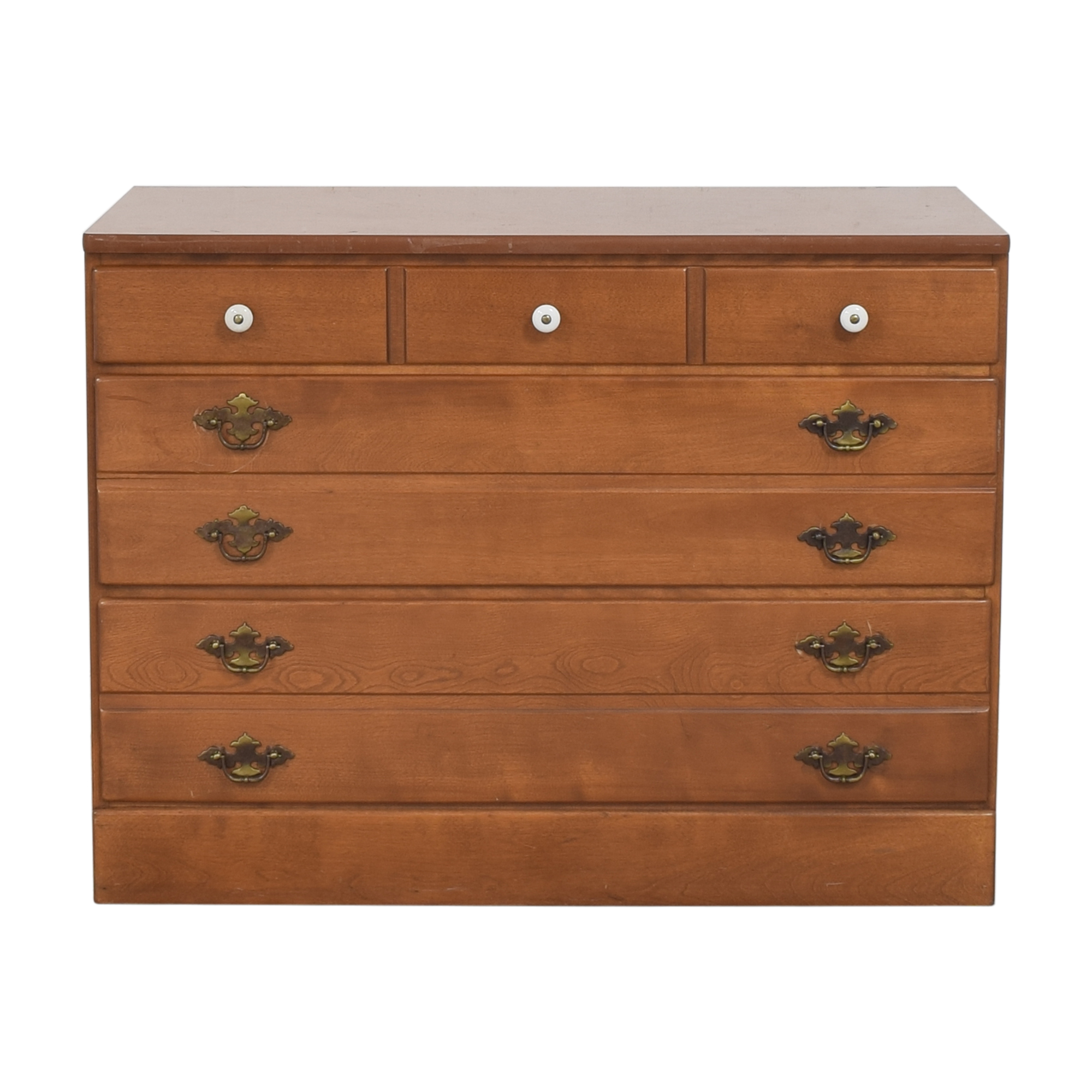 Ethan Allen Ethan Allen Baumritter Three Drawer Chest nj