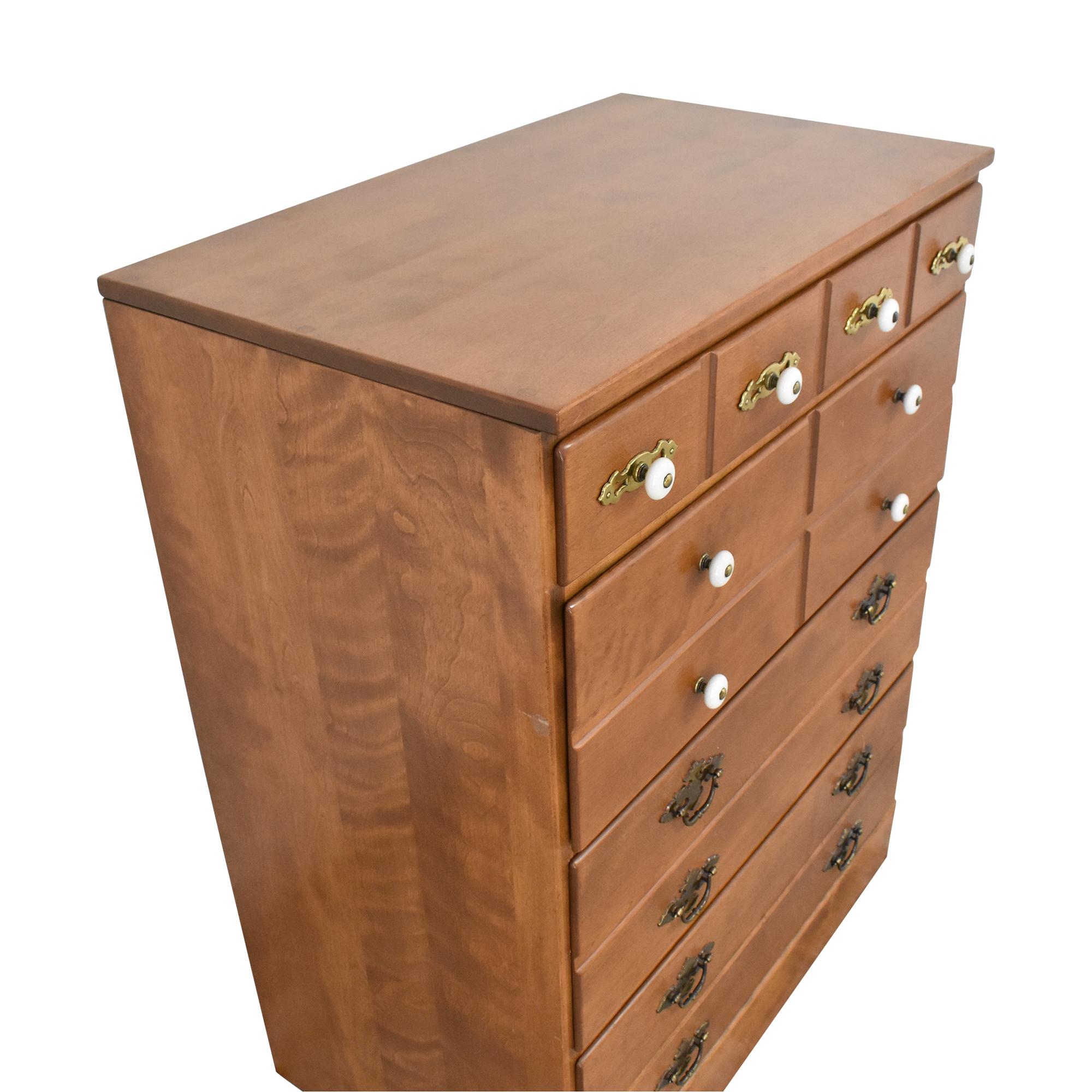 Ethan Allen Baumritter Four Drawer Chest  / Storage