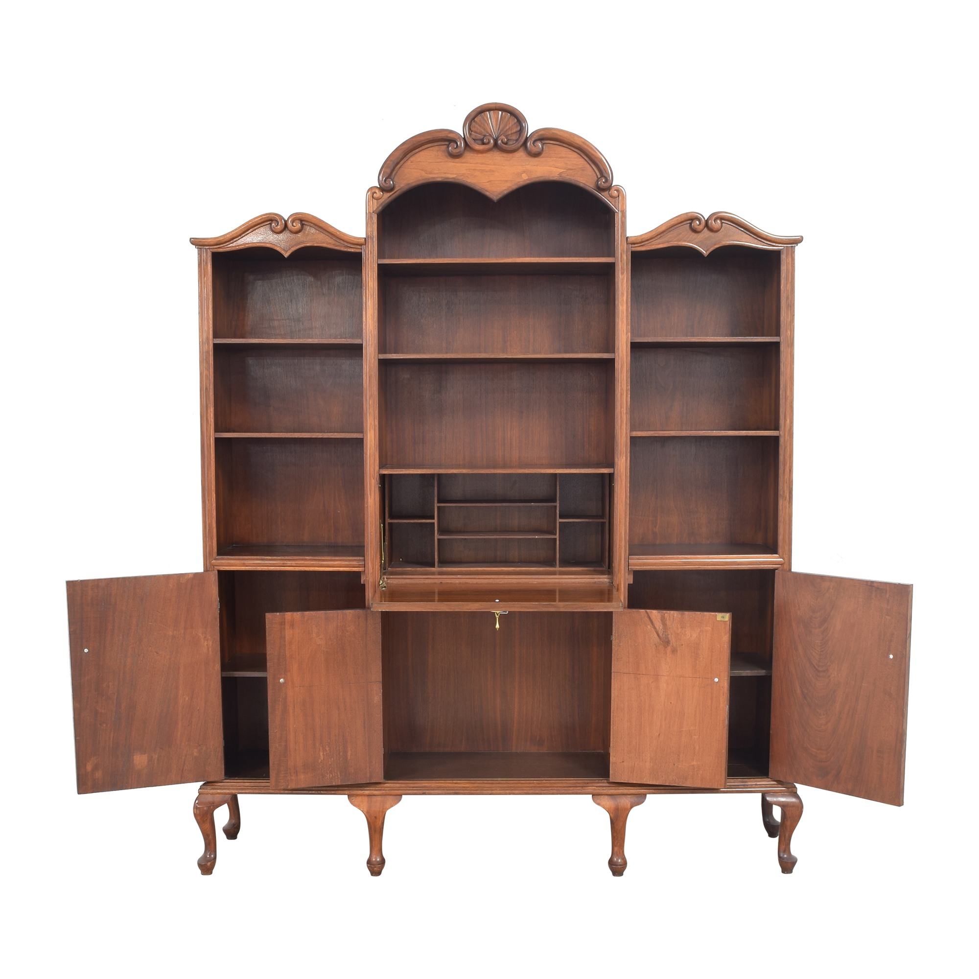 Breakfront with Bar Cabinet discount