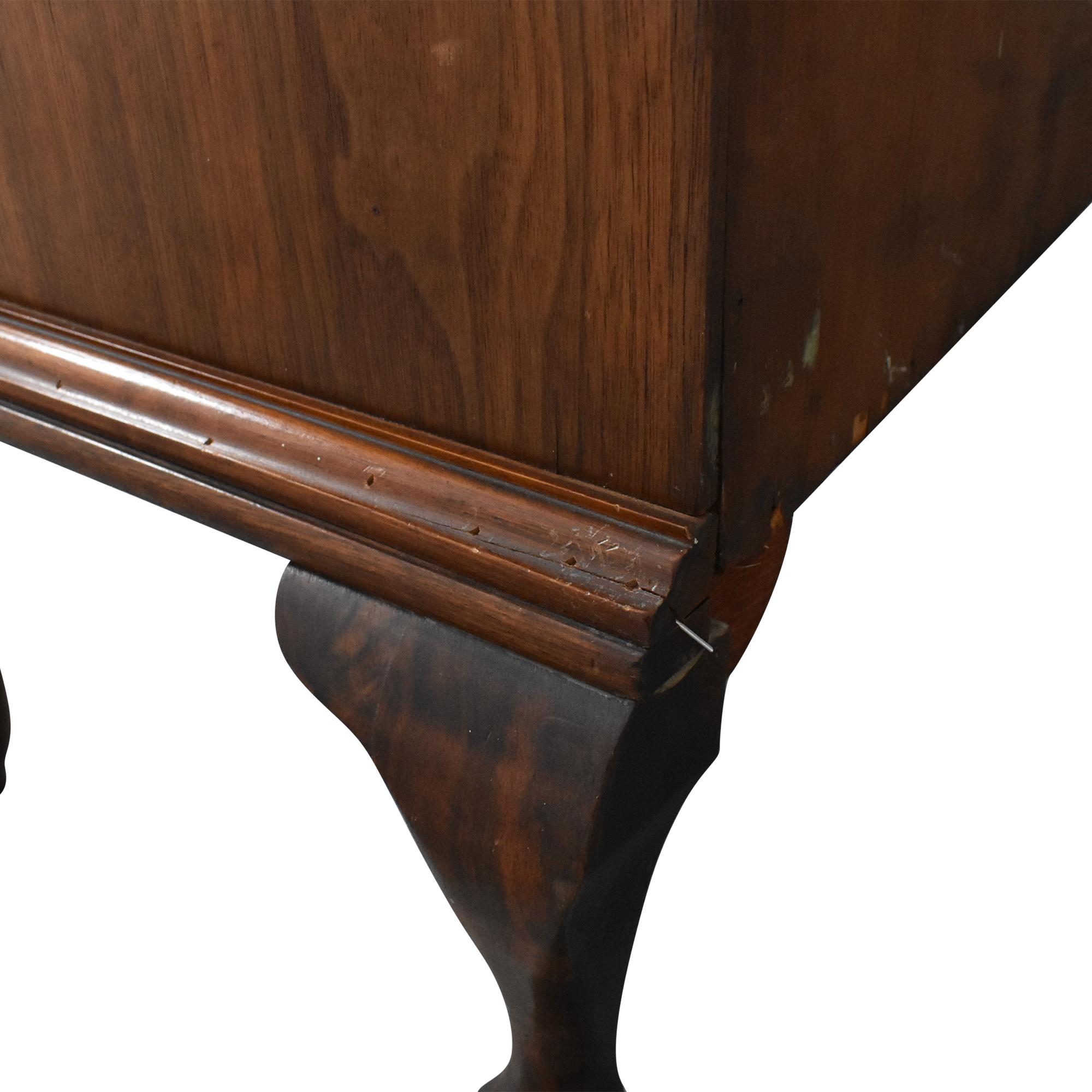 buy  Breakfront with Bar Cabinet online
