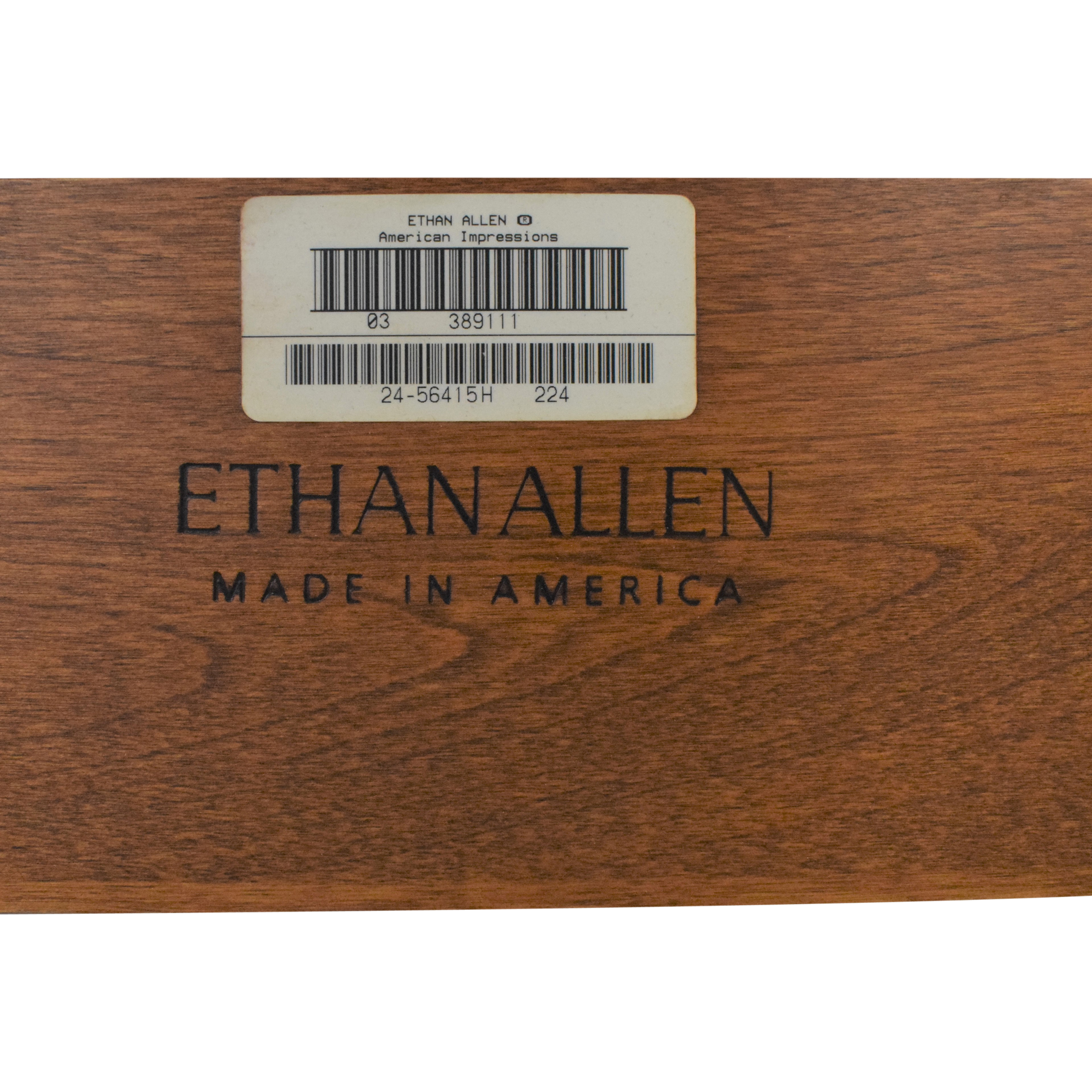 Ethan Allen American Impressions Queen Bed / Bed Frames