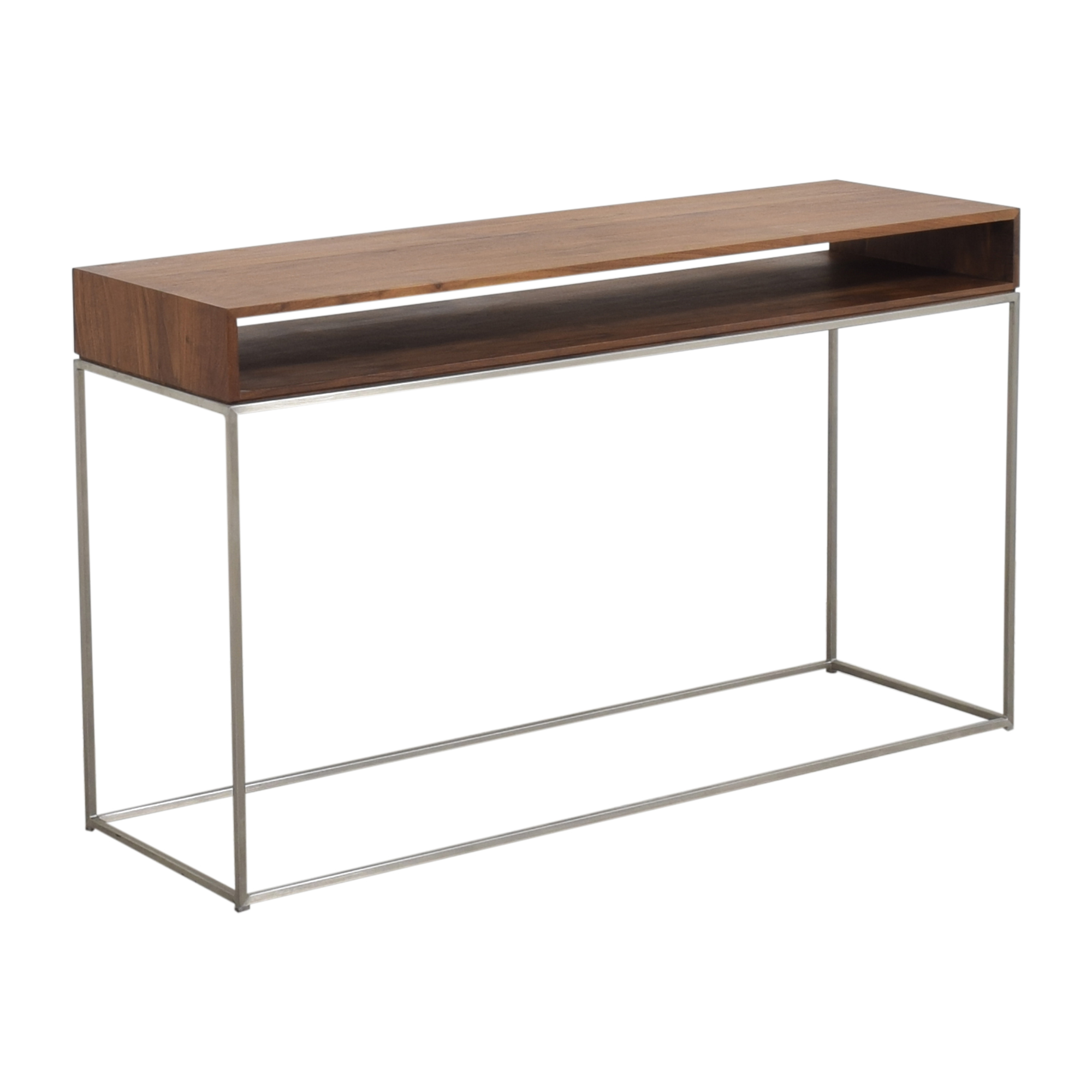 Crate & Barrel Crate & Barrel Frame Console Table price