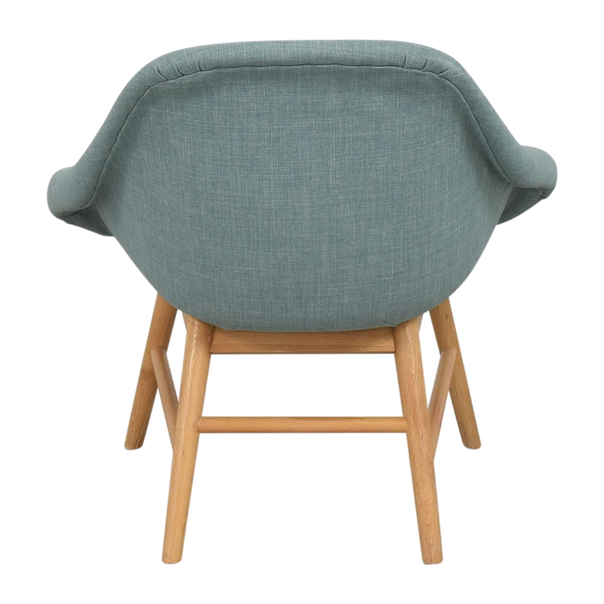 West Elm Mylo Chair sale