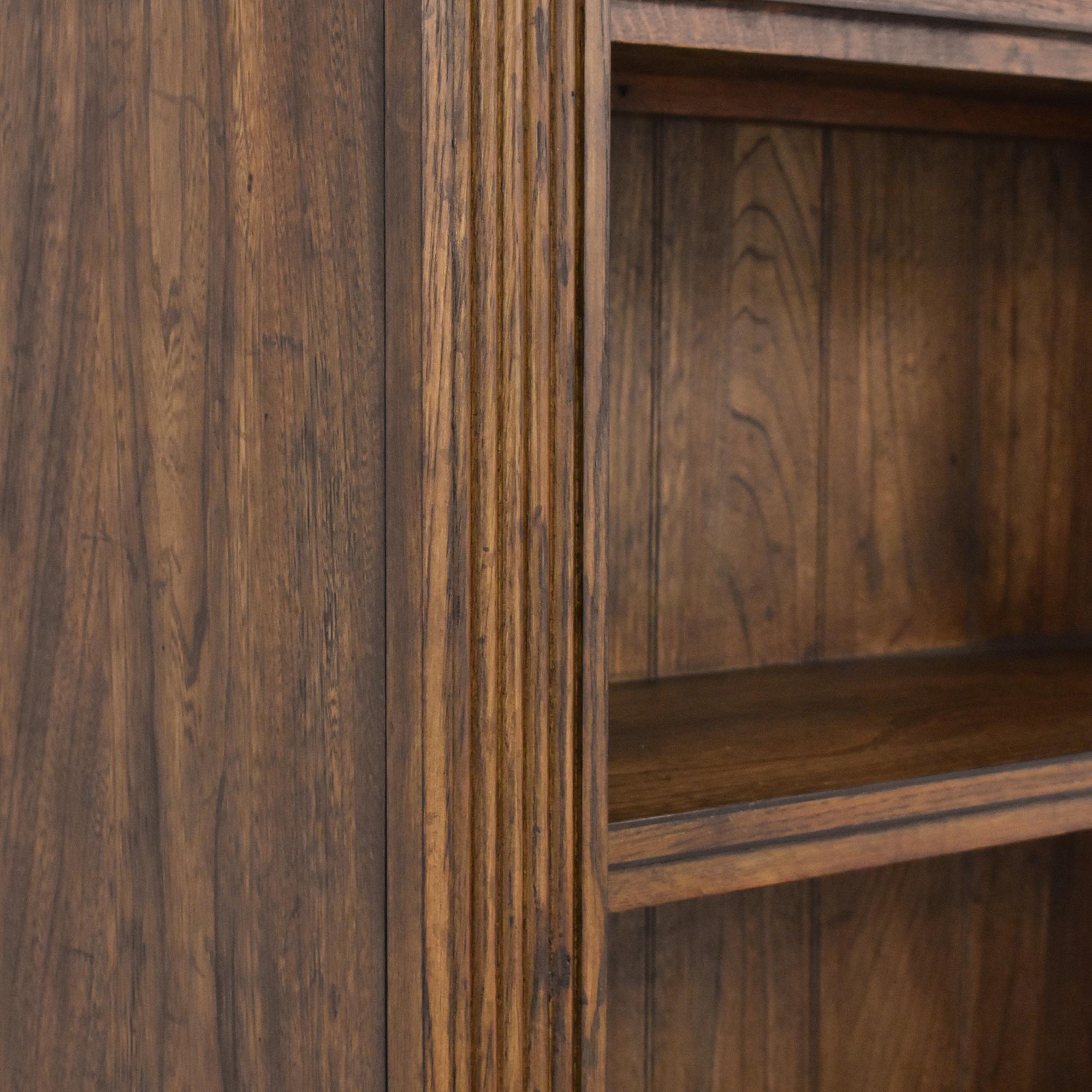 Ethan Allen Ethan Allen Double Bookcase second hand