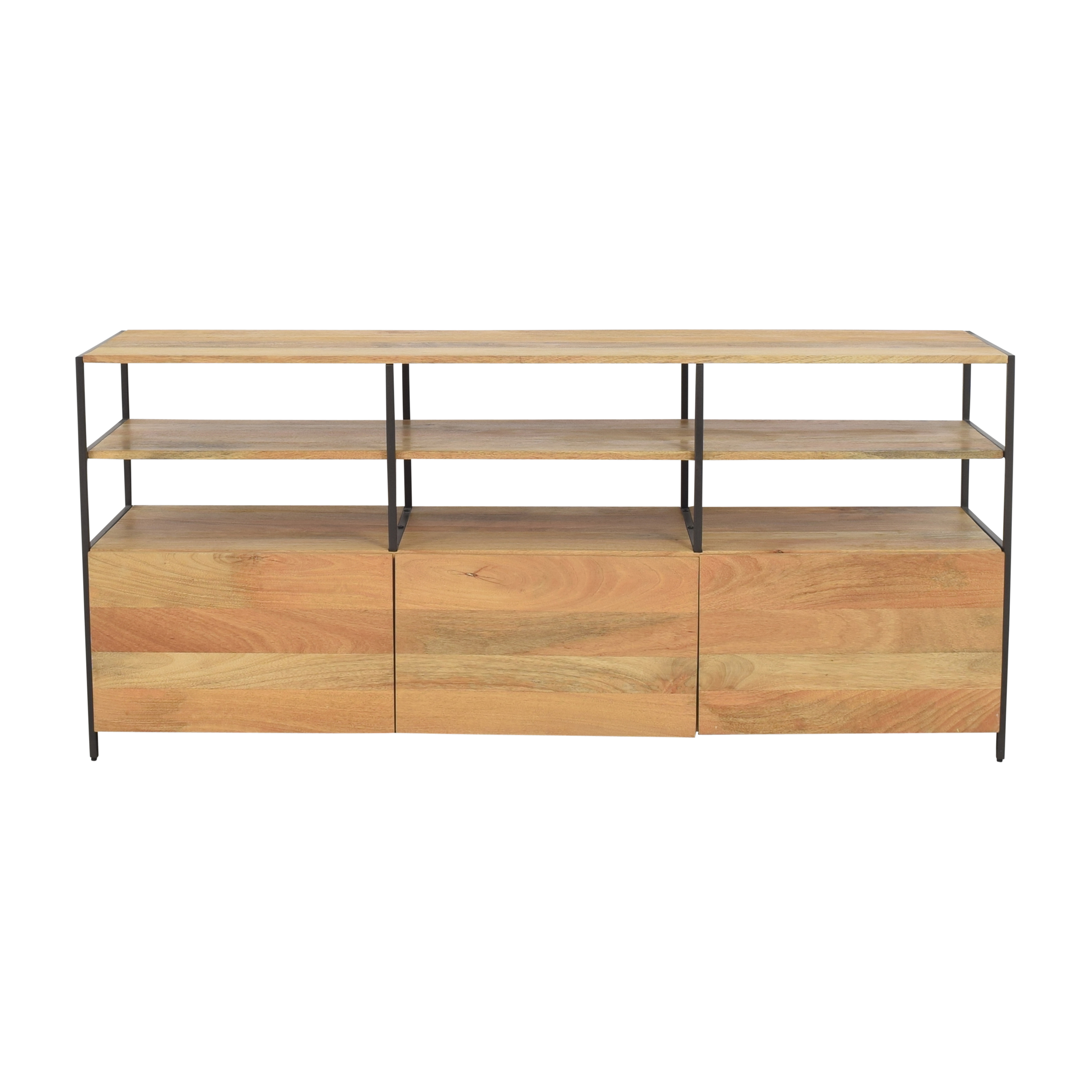 West Elm West Elm Industrial Modular Media Console ct