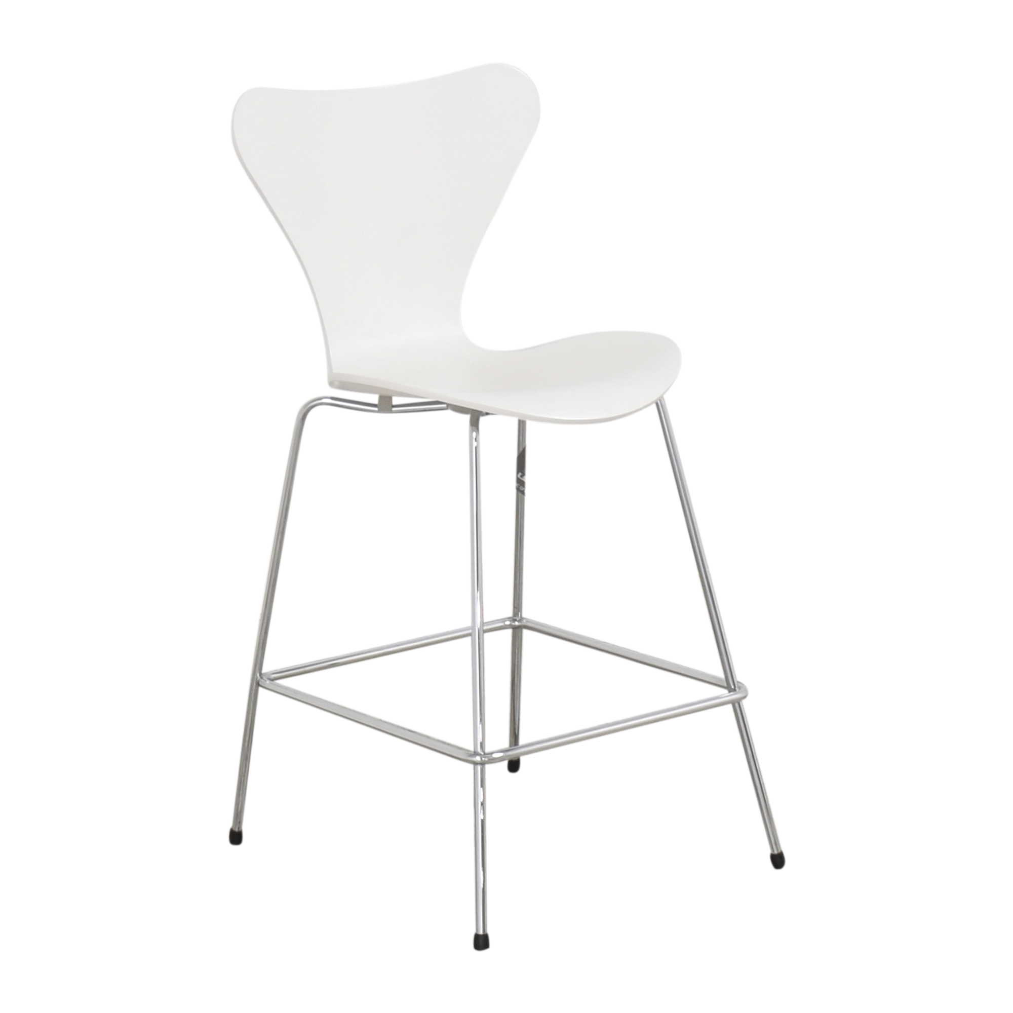 shop Fritz Hansen Series 7 Stool Fritz Hansen Chairs