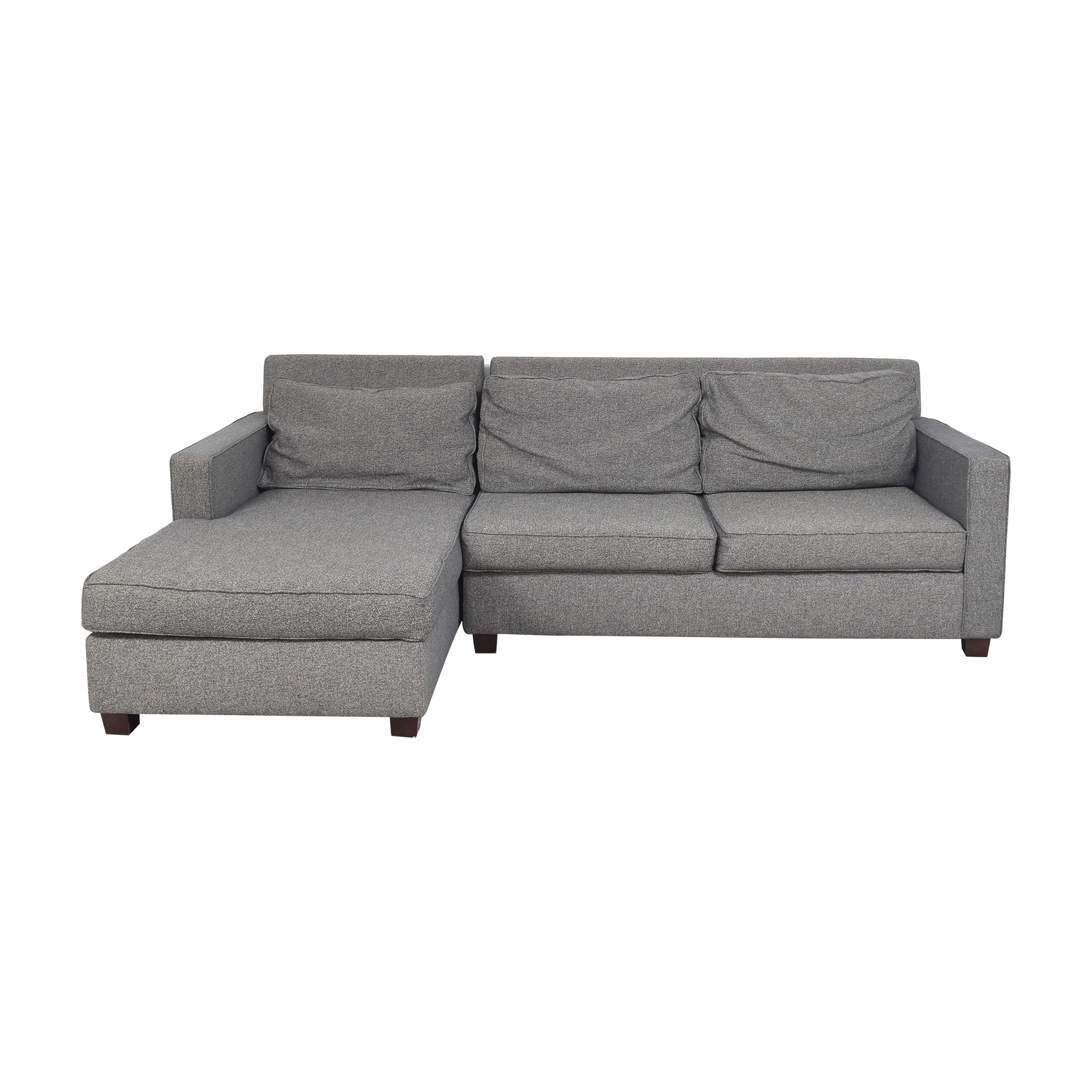 West Elm West Elm Henry Chaise Sectional Sofa nyc