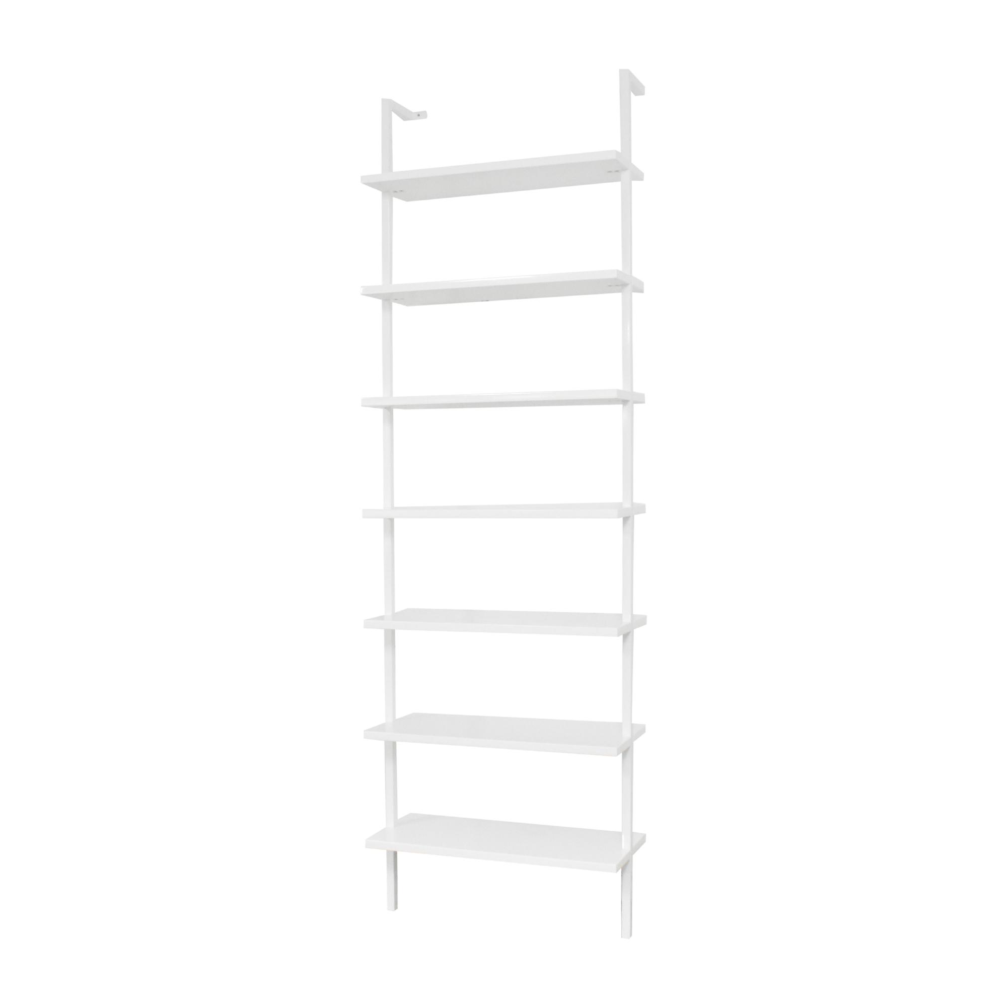 CB2 Stairway Bookcase CB2