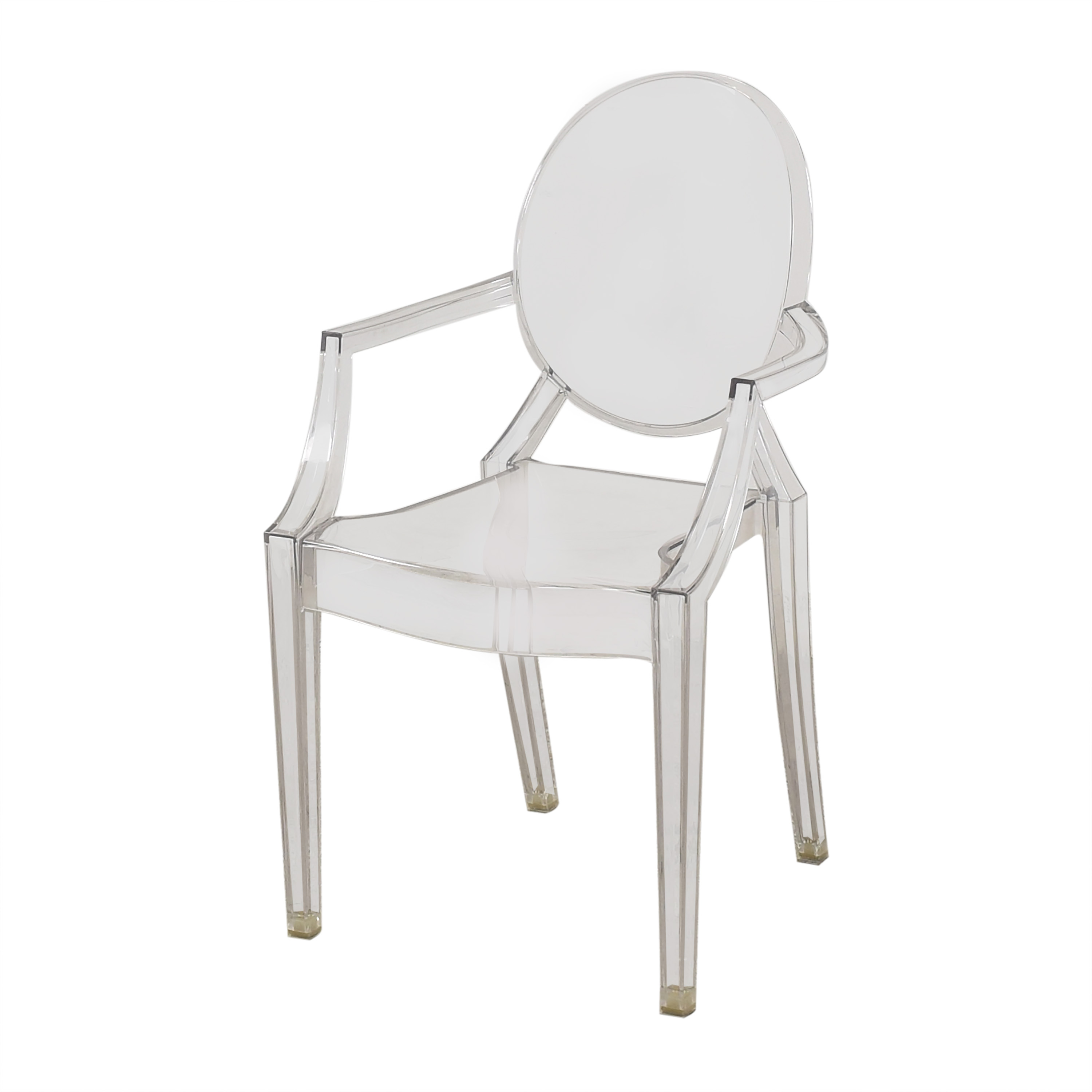 Kartell Kartell Louis Ghost Chairs clear