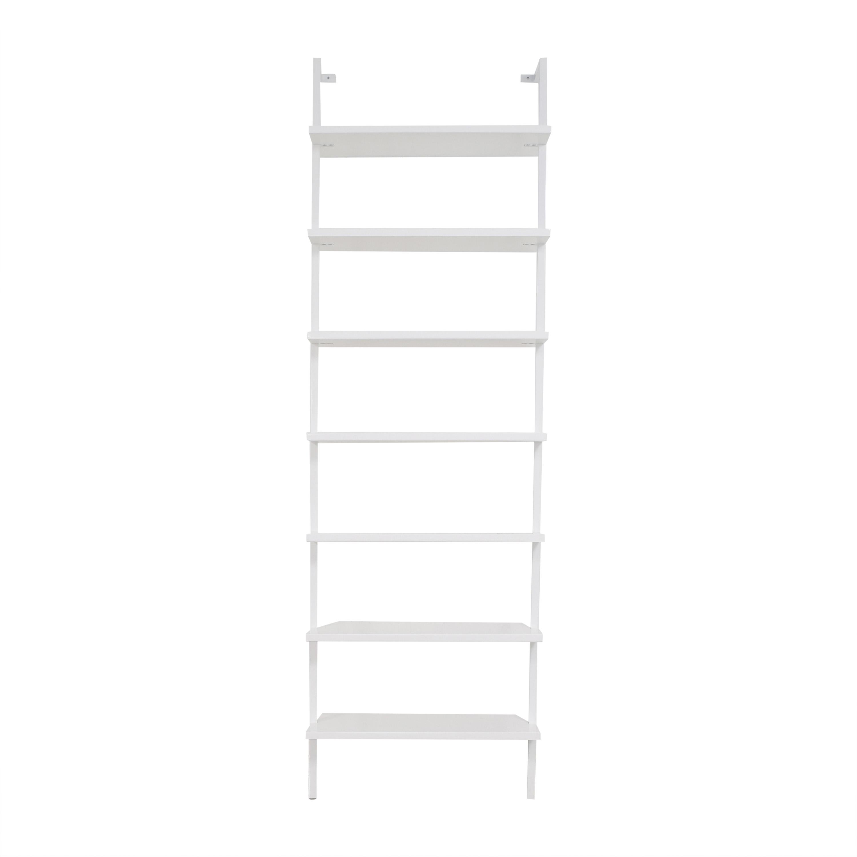 shop CB2 Stairway Bookcase CB2