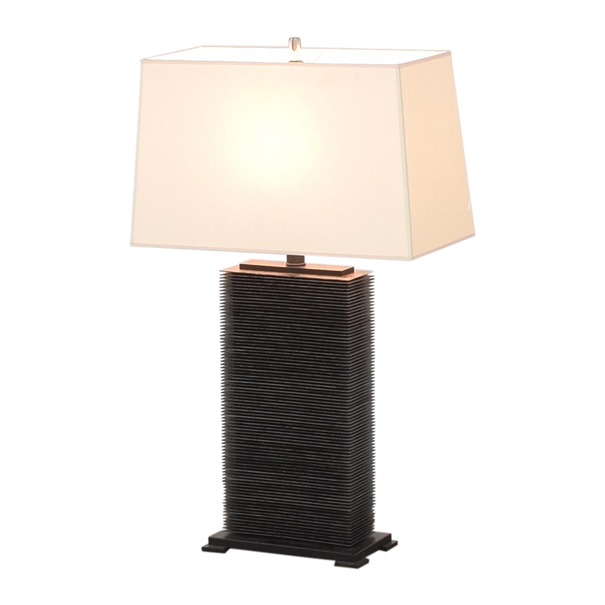 Visual Comfort E.F. Chapman Convector Table Lamp / Decor