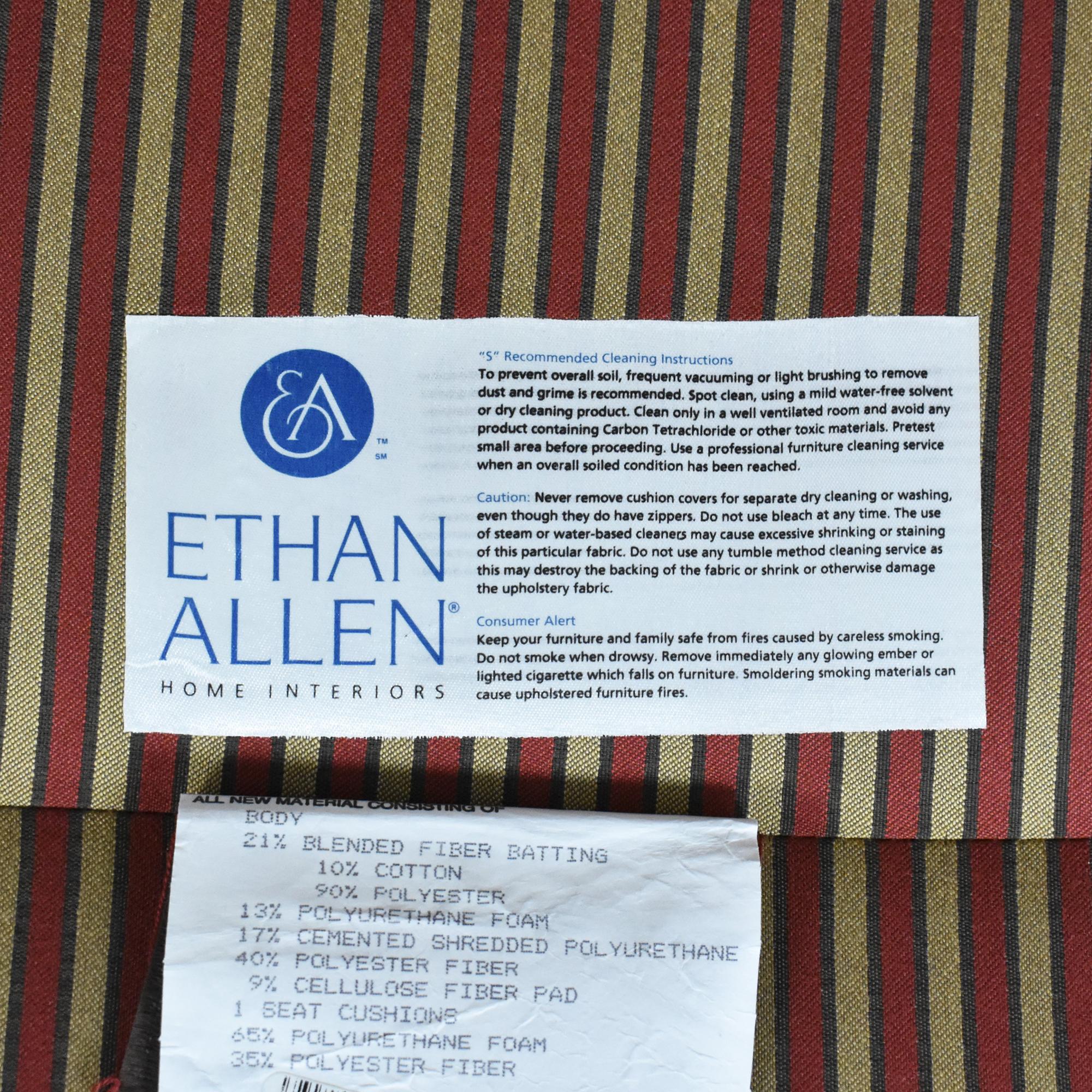 buy Ethan Allen Mr. Chair Ethan Allen