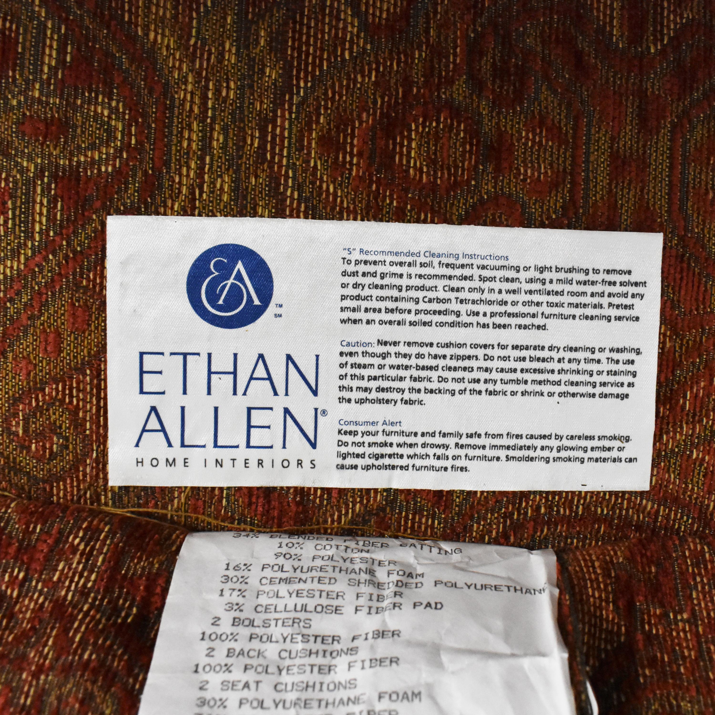 Ethan Allen Ethan Allen Skirted Loveseat nyc