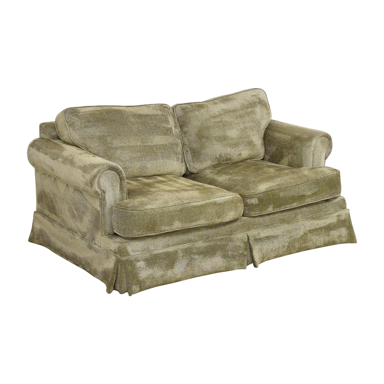 shop Custom Two Cushion Loveseat