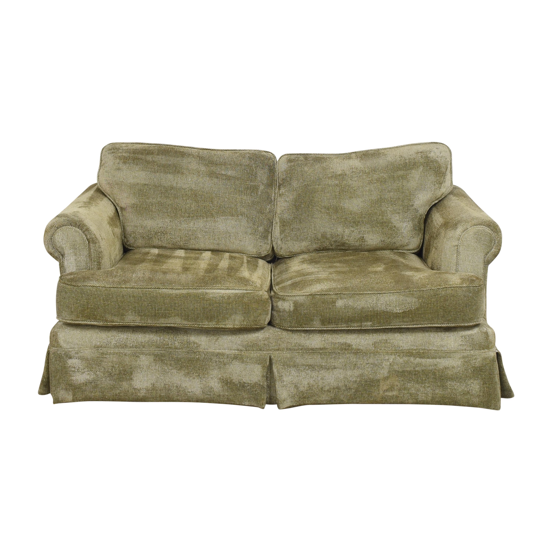buy Custom Two Cushion Loveseat