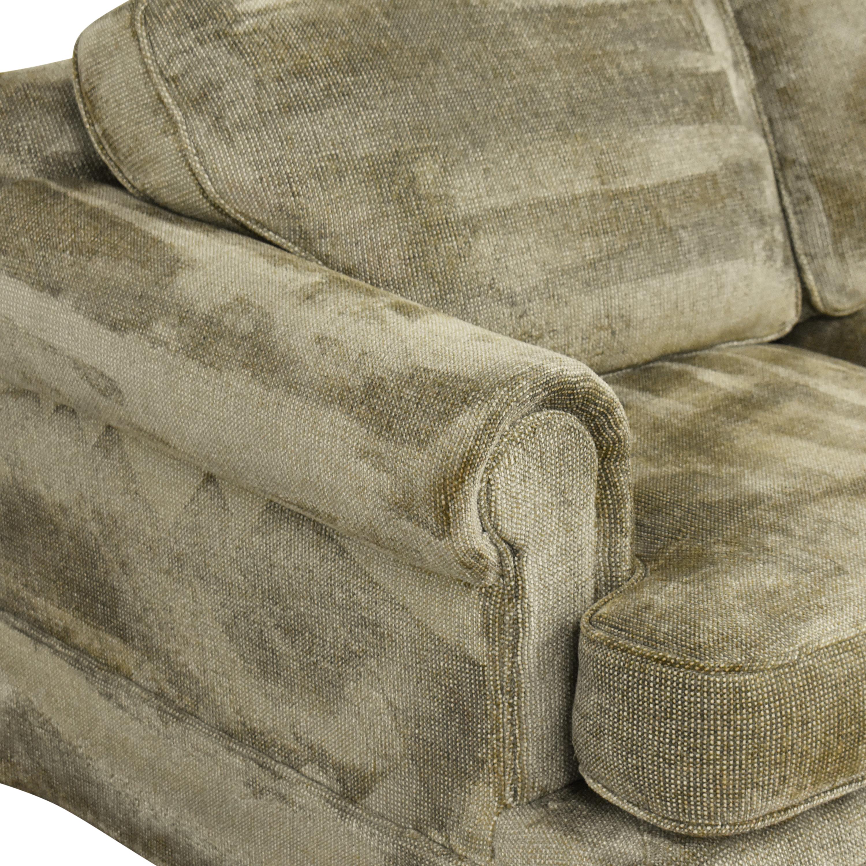 Custom Two Cushion Loveseat / Sofas