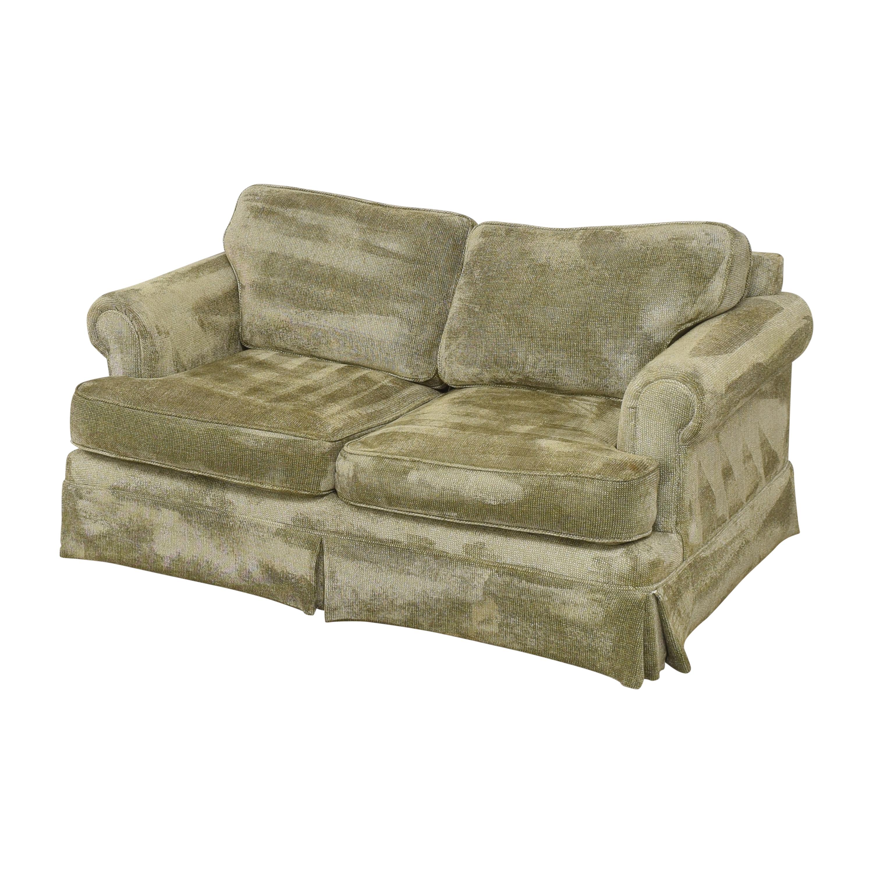 Custom Two Cushion Loveseat on sale