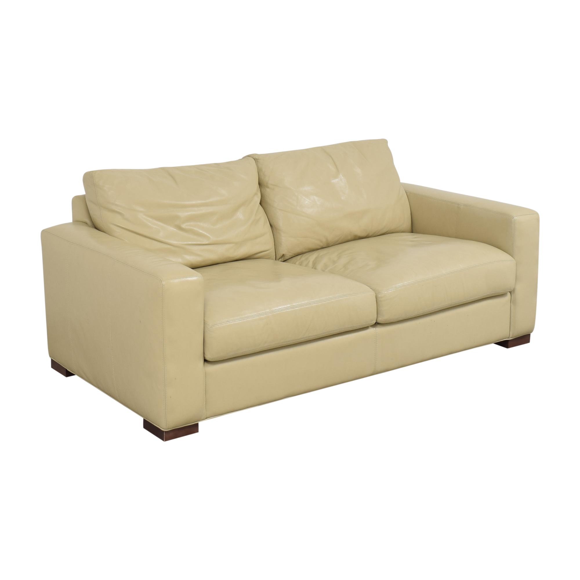 Room & Board Two Cushion Sofa / Sofas