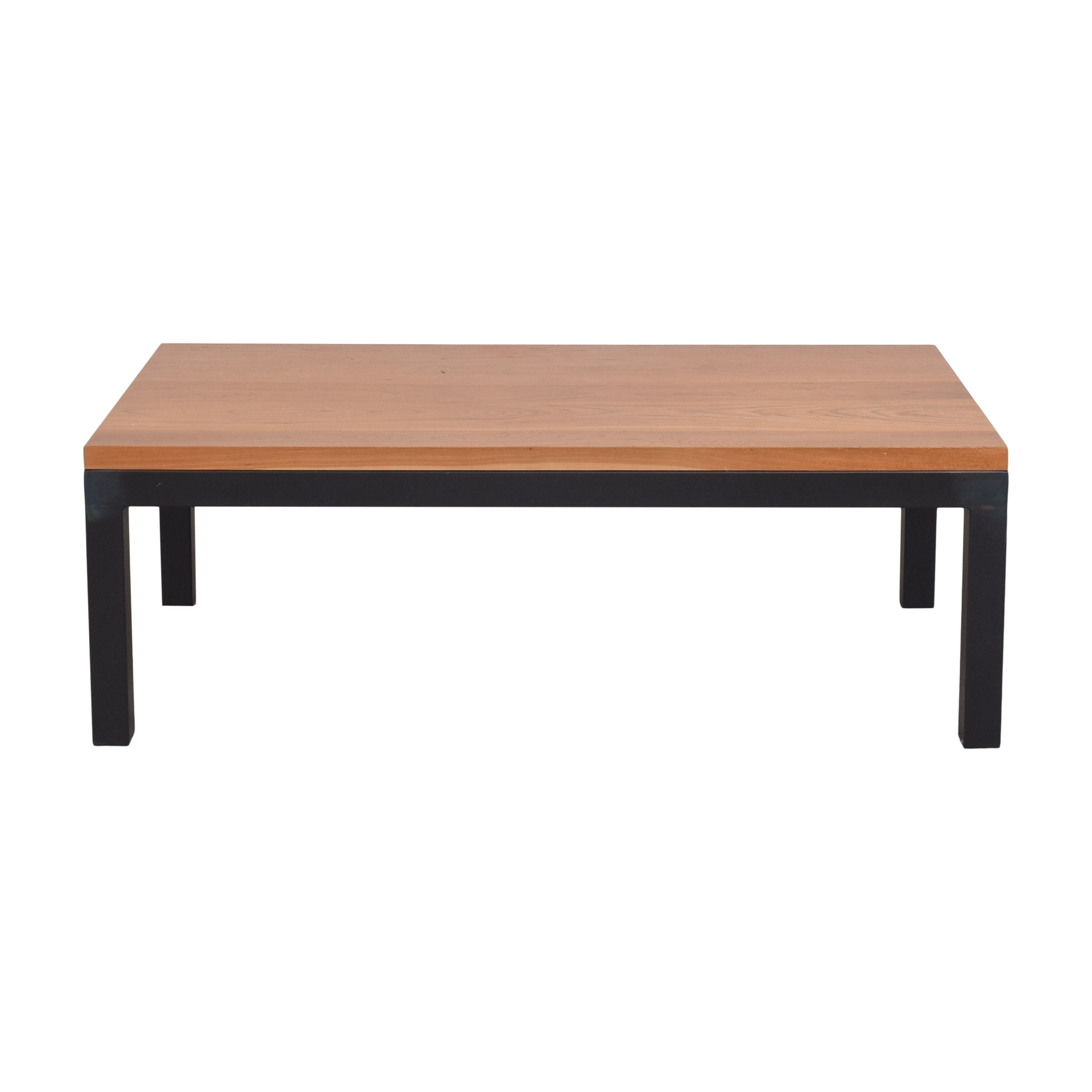 buy Room & Board Parsons Coffee Table Room & Board Tables