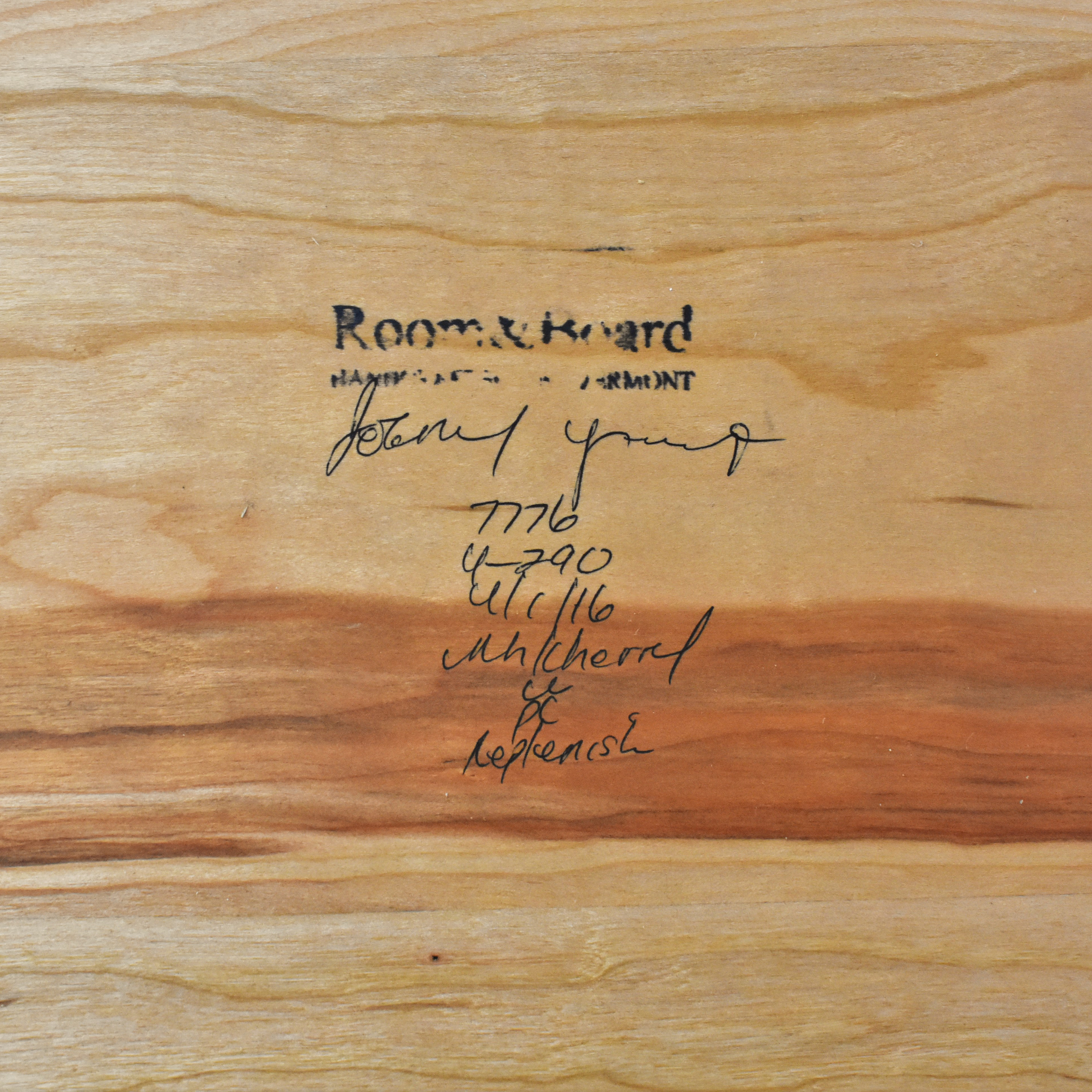 Room & Board Room & Board Parsons Coffee Table coupon