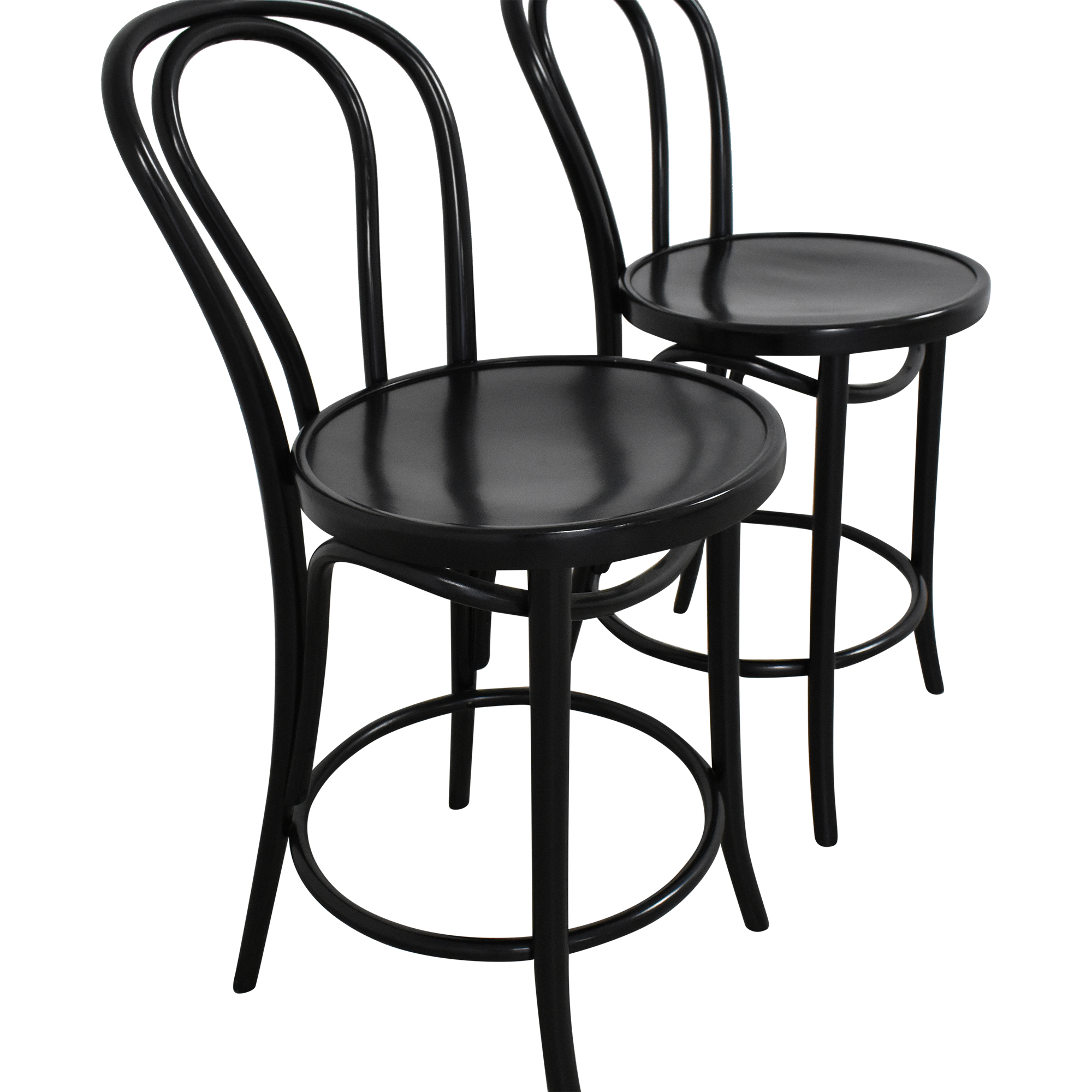 buy Crate & Barrel Vienna Counter Stools Crate & Barrel Chairs