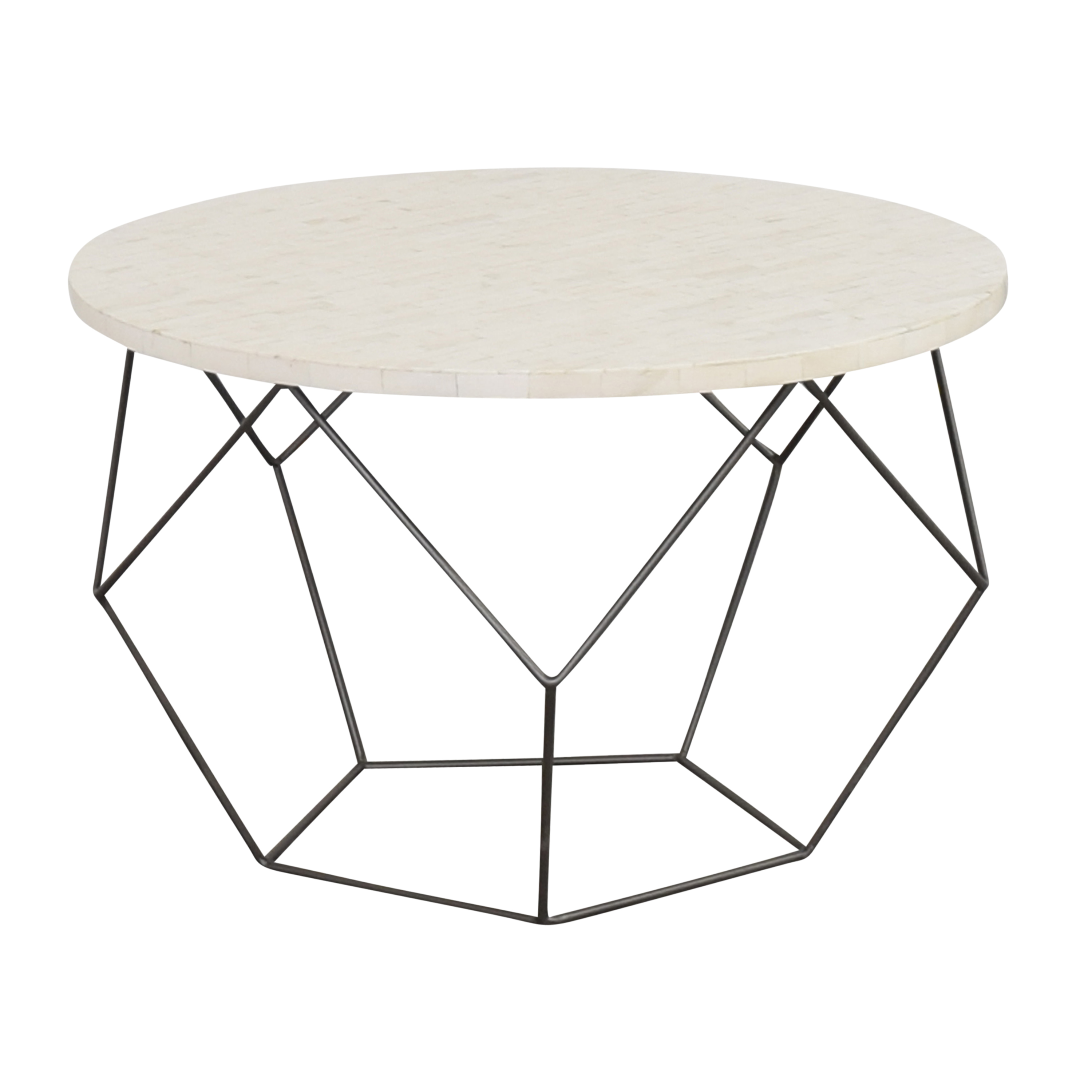 West Elm West Elm Origami Coffee Table for sale