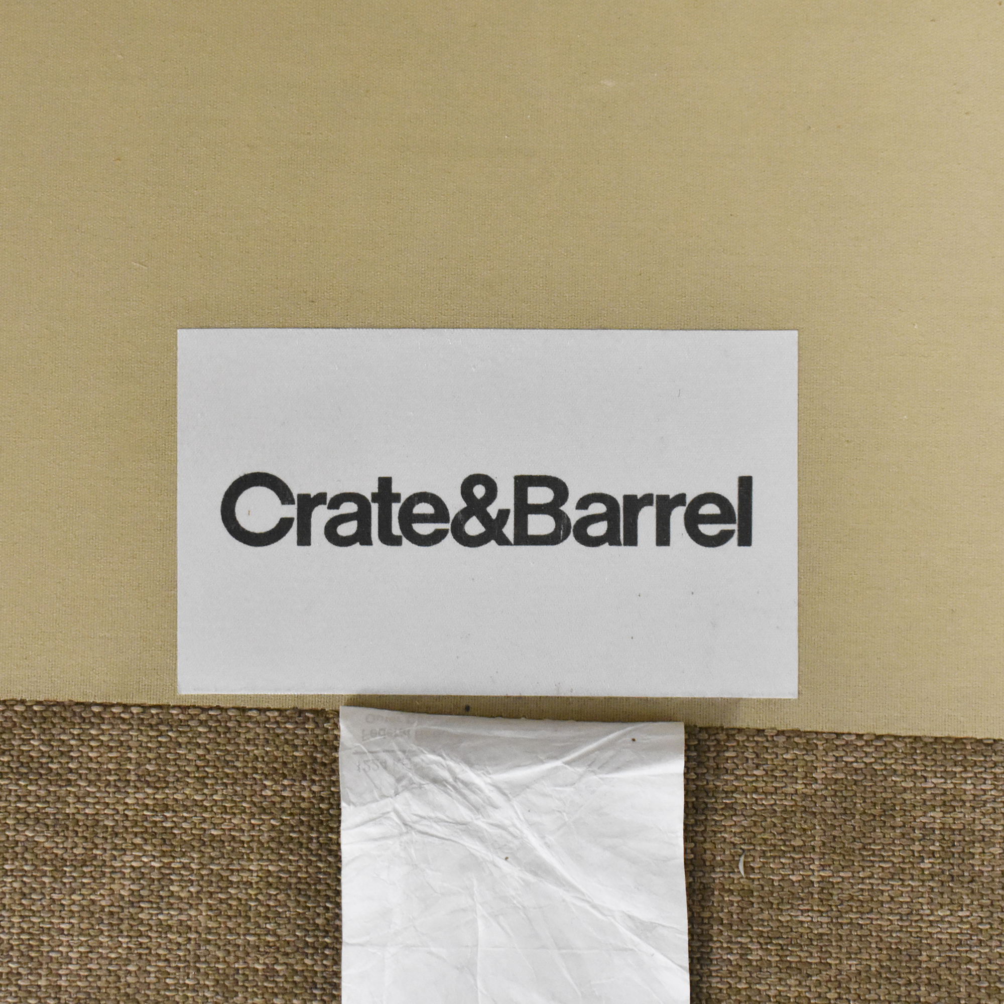 shop Crate & Barrel Davis Track Arm Sofa Crate & Barrel