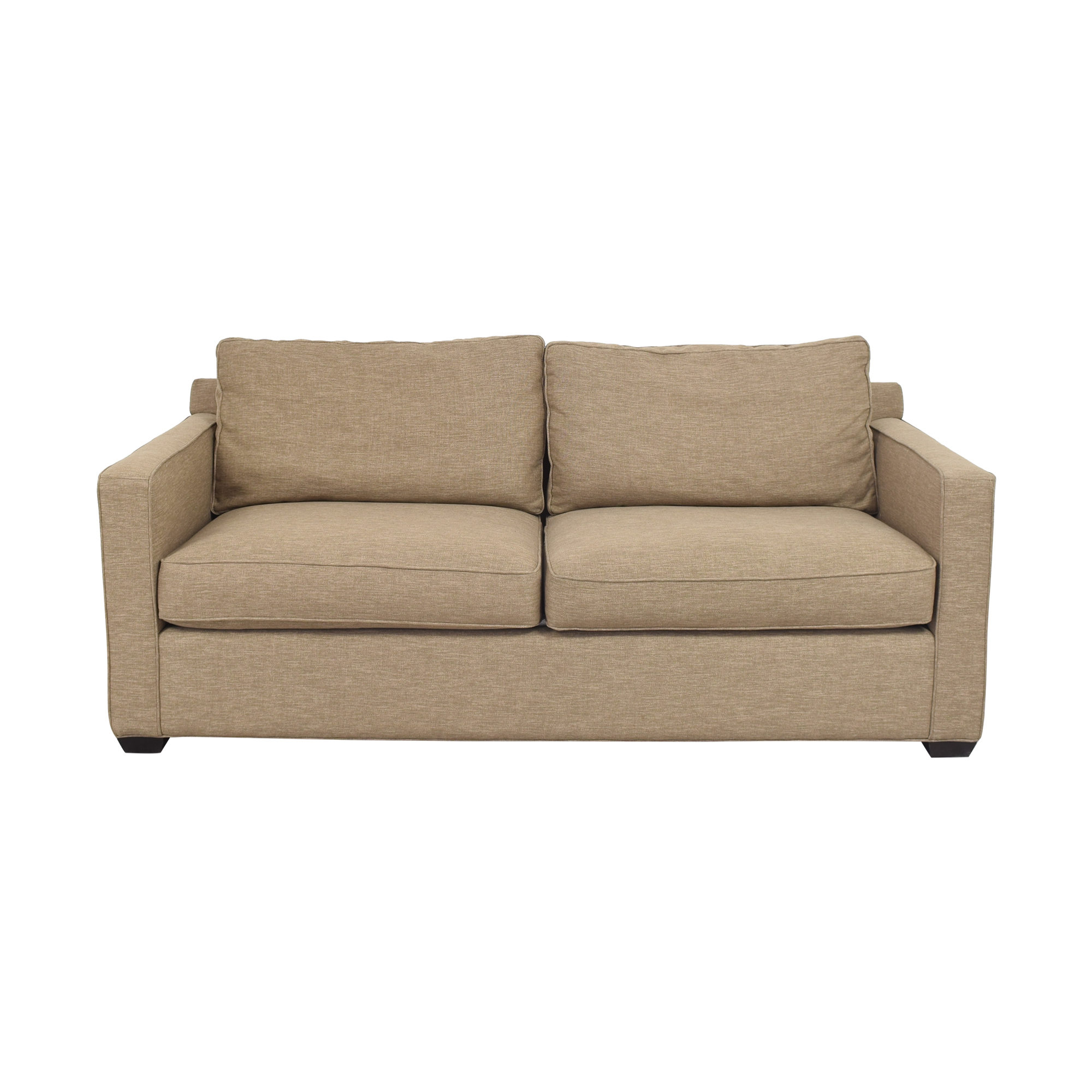 Crate & Barrel Crate & Barrel Davis Track Arm Sofa coupon